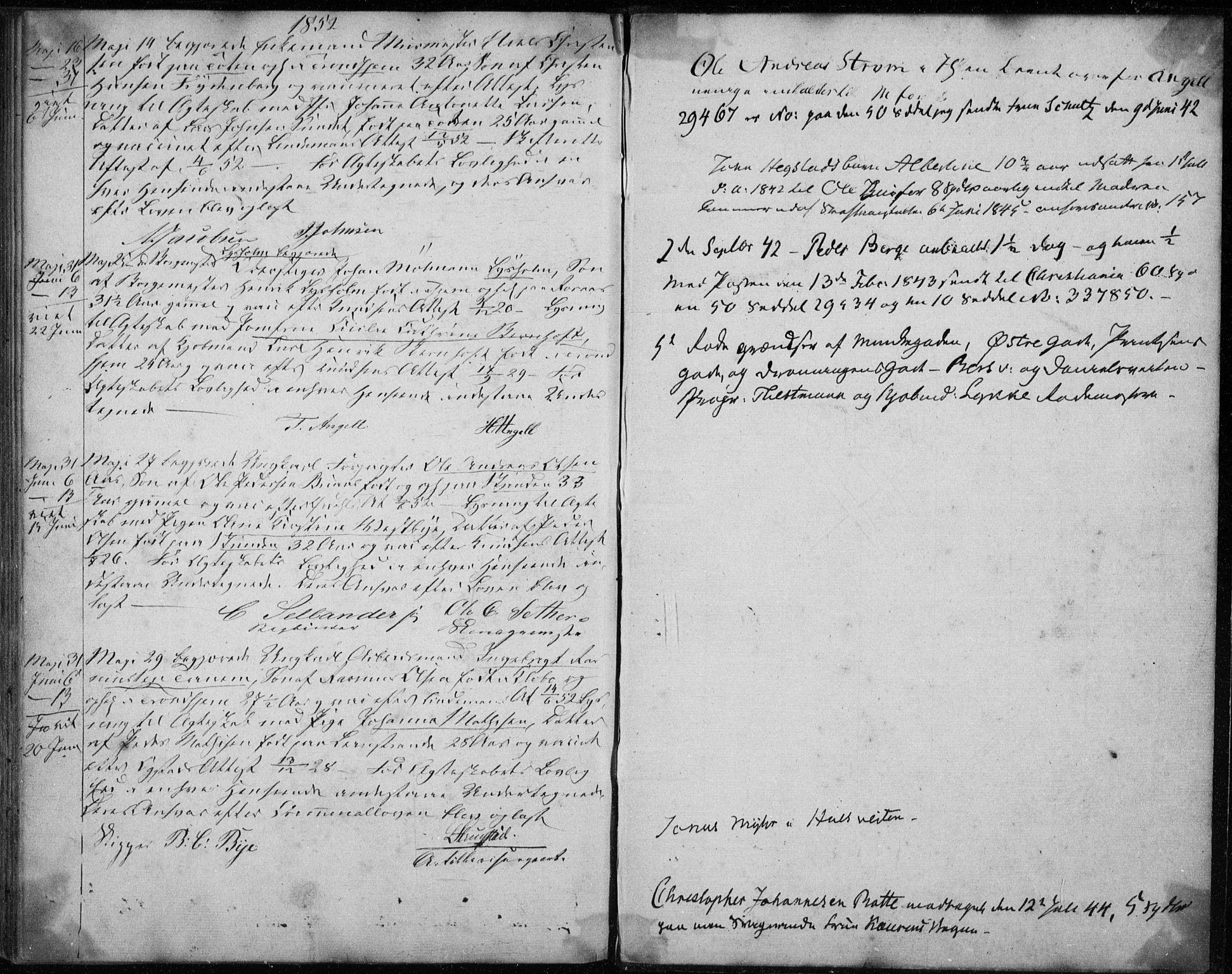 SAT, Ministerialprotokoller, klokkerbøker og fødselsregistre - Sør-Trøndelag, 601/L0050: Parish register (official) no. 601A18, 1841-1852