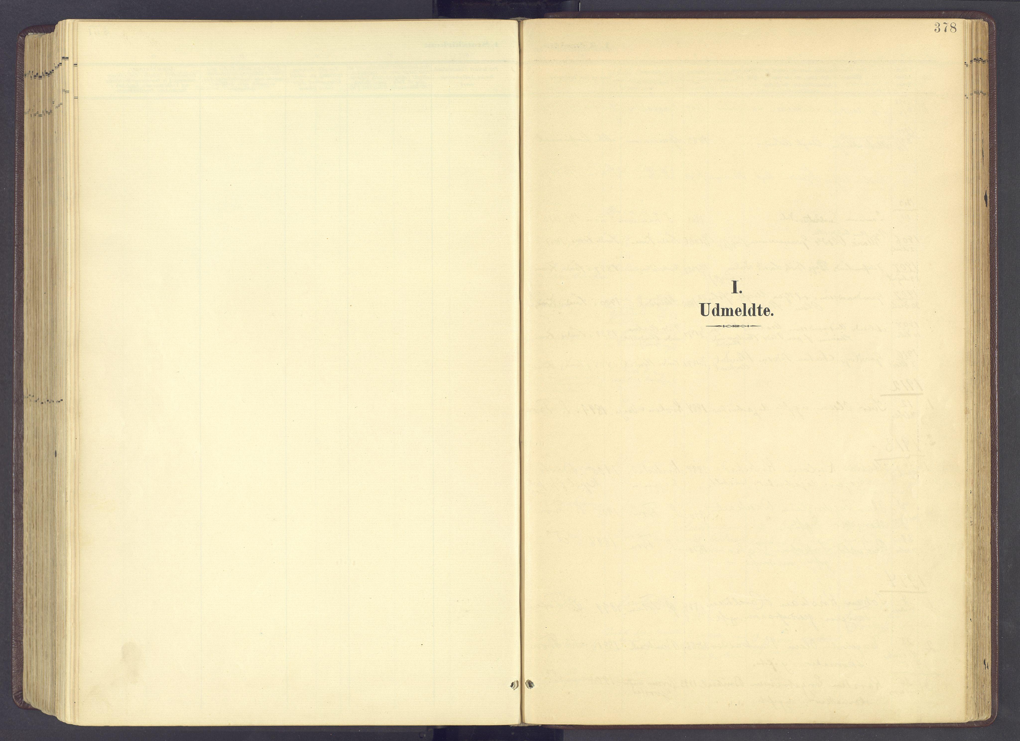 SAH, Sør-Fron prestekontor, H/Ha/Haa/L0004: Parish register (official) no. 4, 1898-1919, p. 378