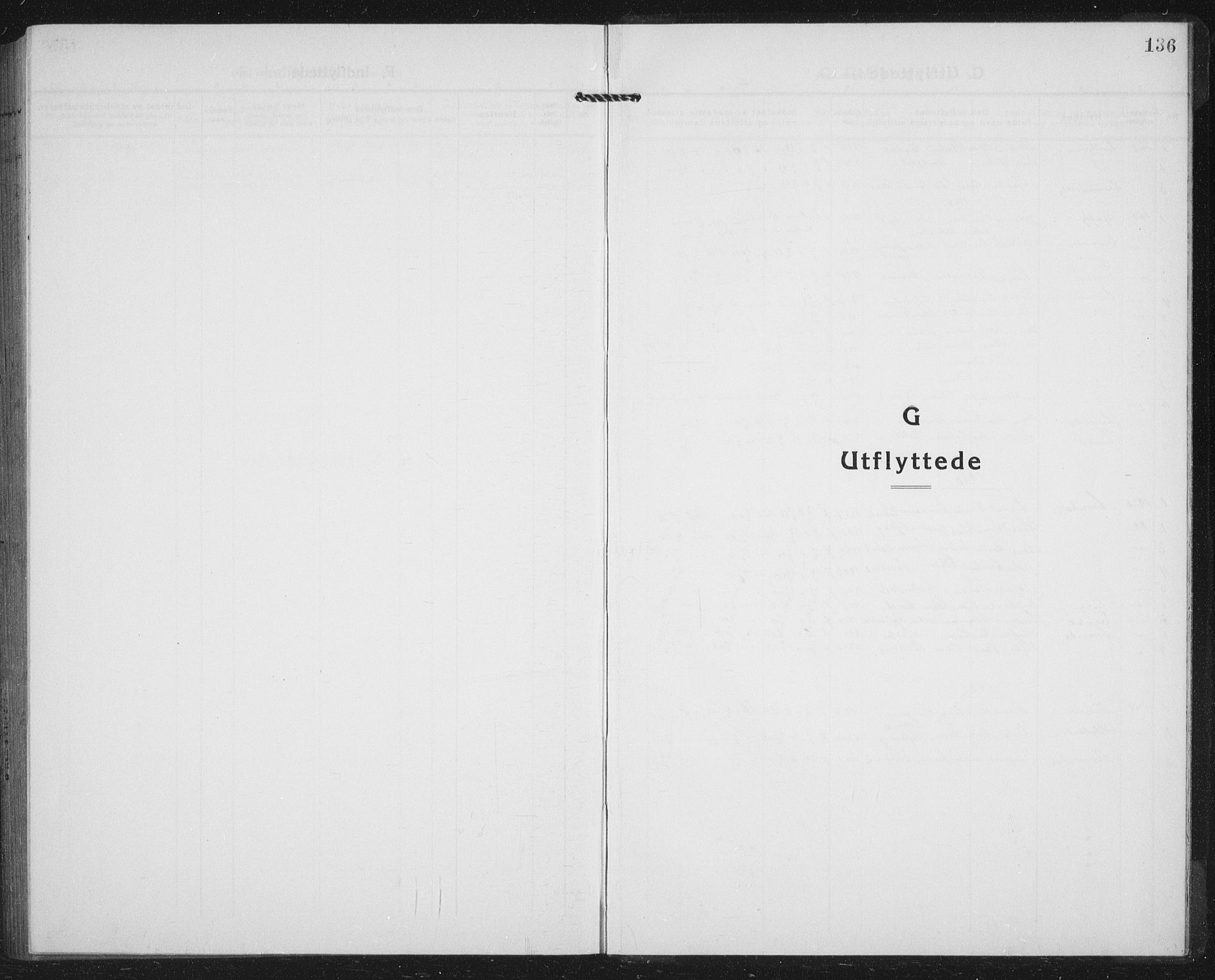 SATØ, Lenvik sokneprestembete, H/Ha/Hab/L0023klokker: Parish register (copy) no. 23, 1918-1936, p. 136