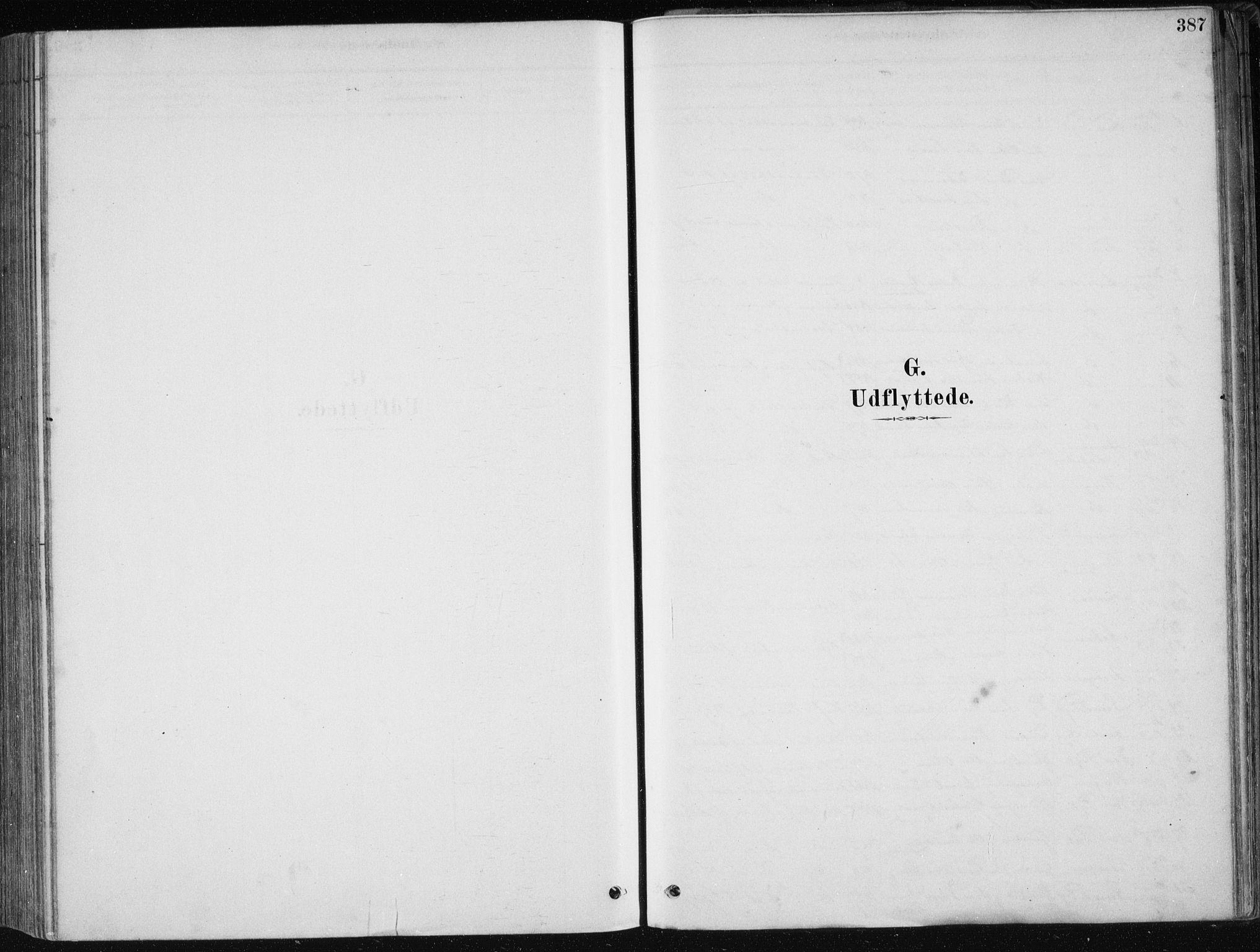 SAB, Fjell sokneprestembete, H/Haa: Parish register (official) no. A  8, 1878-1898, p. 387