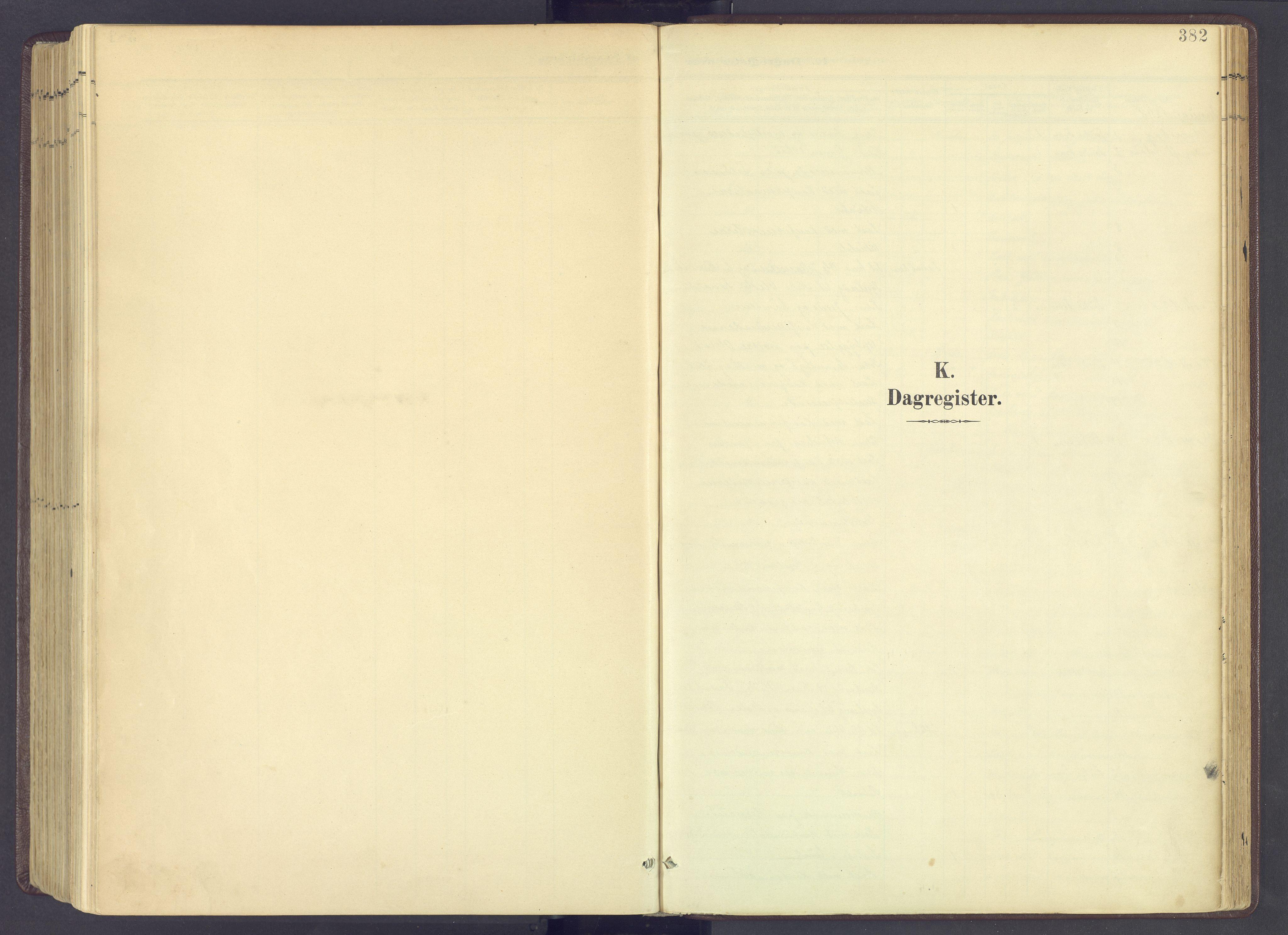 SAH, Sør-Fron prestekontor, H/Ha/Haa/L0004: Parish register (official) no. 4, 1898-1919, p. 382