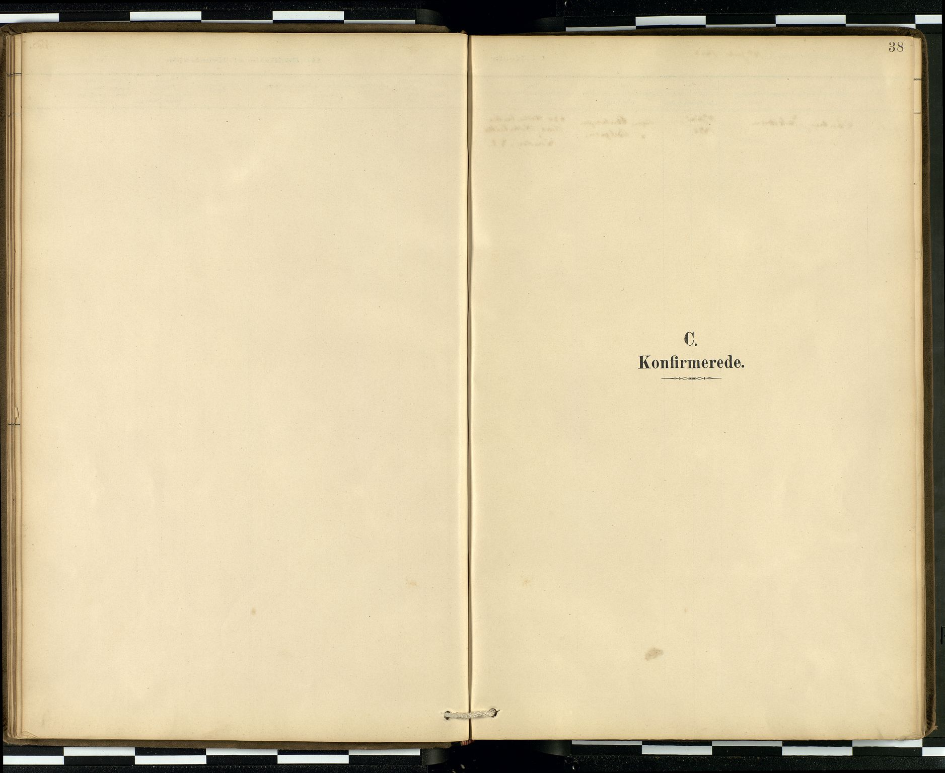 SAB,  Den norske sjømannsmisjon i utlandet/London m/bistasjoner, H/Ha/L0002: Parish register (official) no. A 2, 1887-1903, p. 37b-38a