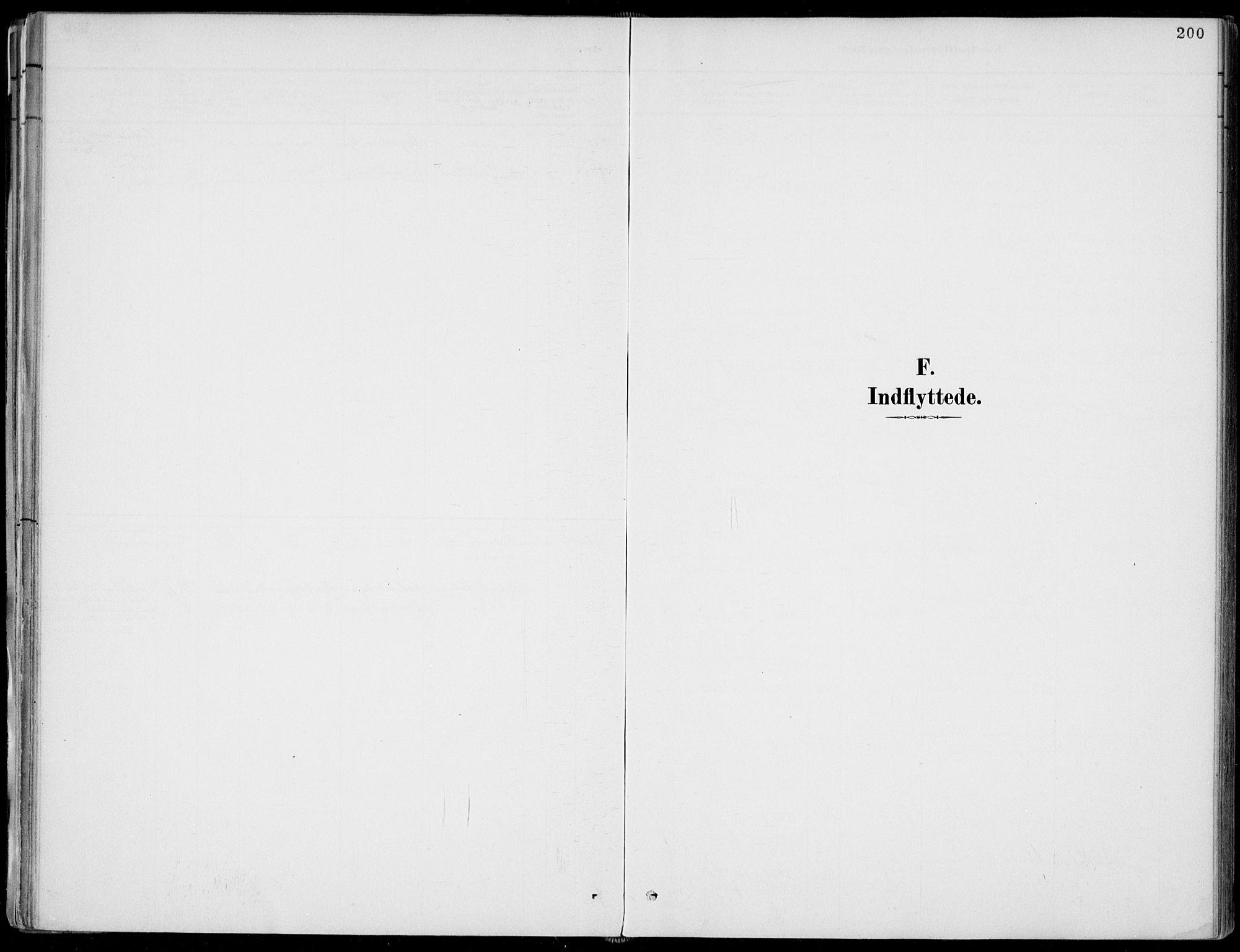 SAKO, Fyresdal kirkebøker, F/Fa/L0007: Parish register (official) no. I 7, 1887-1914, p. 200