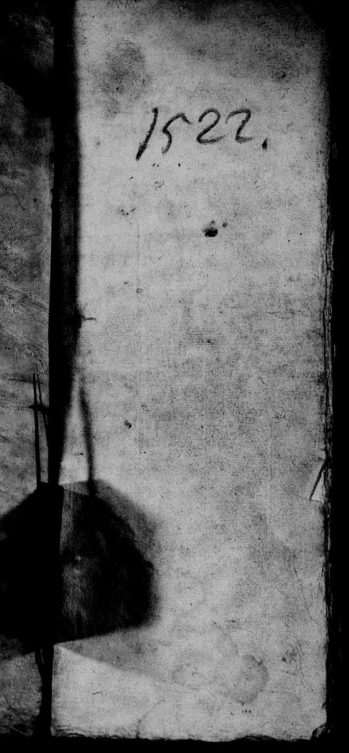 RA, Rentekammeret inntil 1814, Reviderte regnskaper, Lensregnskaper, R/Ra/L0011: Bergenhus len, 1522-1557