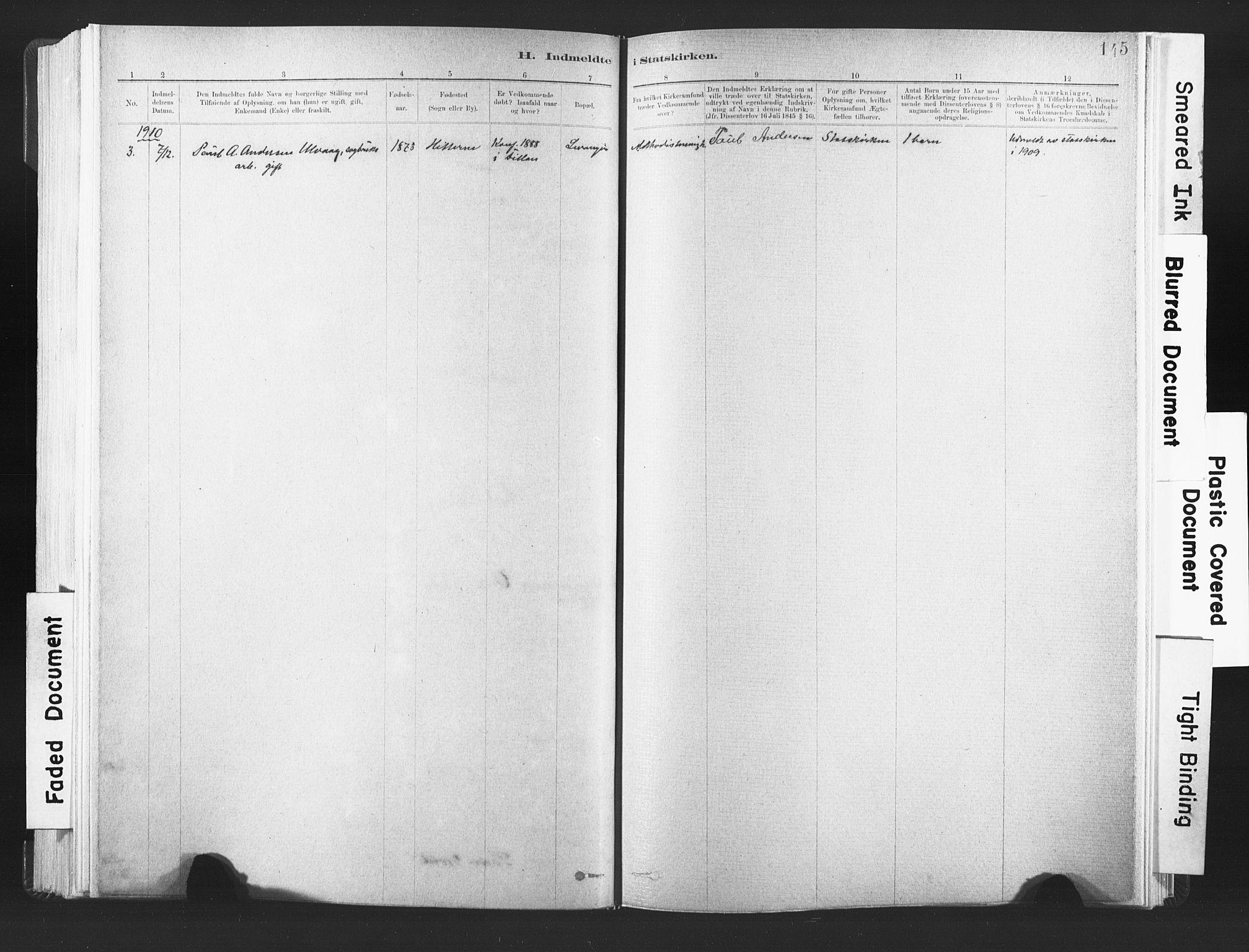 SAT, Ministerialprotokoller, klokkerbøker og fødselsregistre - Nord-Trøndelag, 720/L0189: Parish register (official) no. 720A05, 1880-1911, p. 145