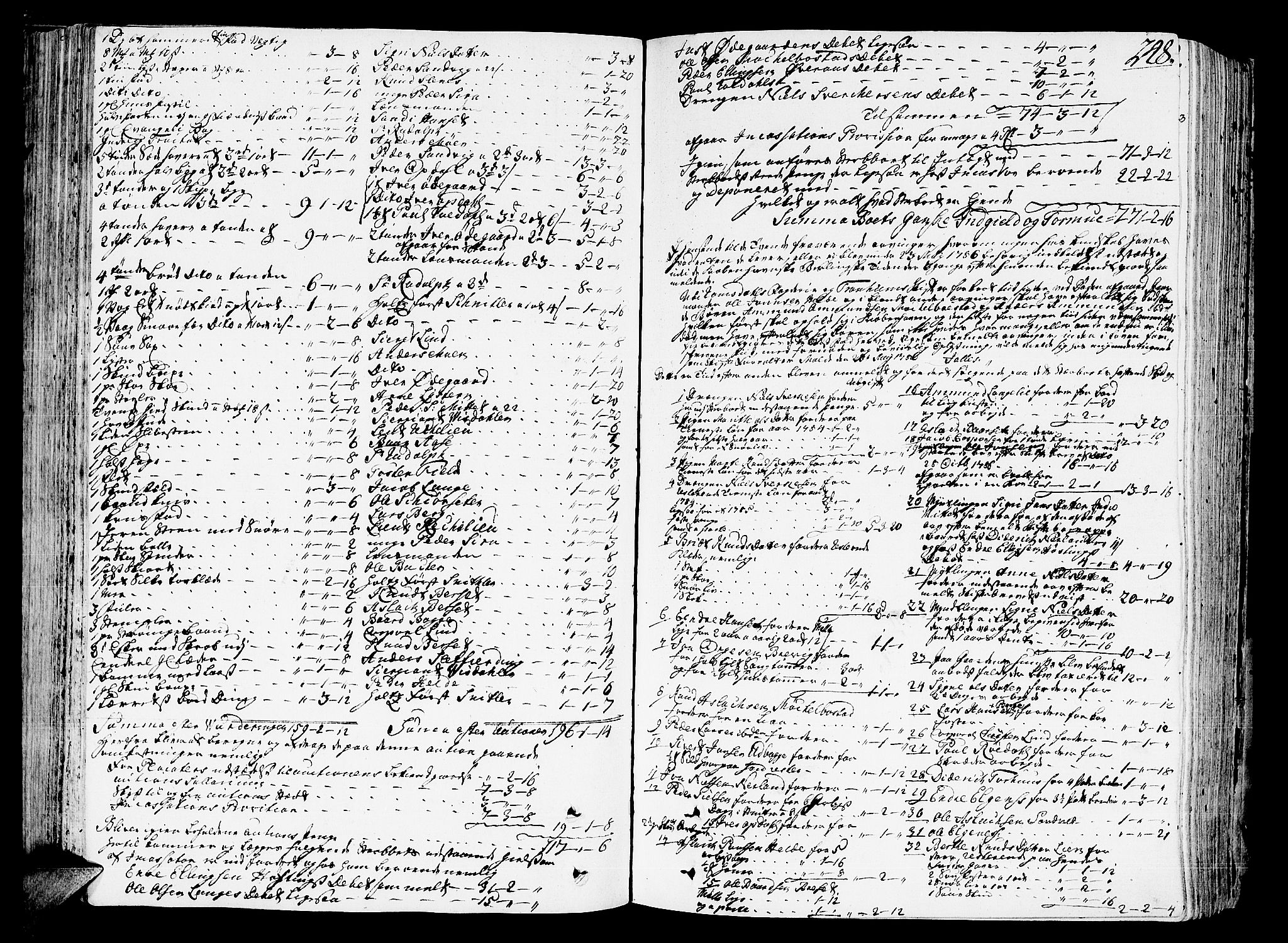 SAT, Romsdal sorenskriveri, 3/3A/L0011: Skifteprotokoll, 1782-1789, p. 247b-248a