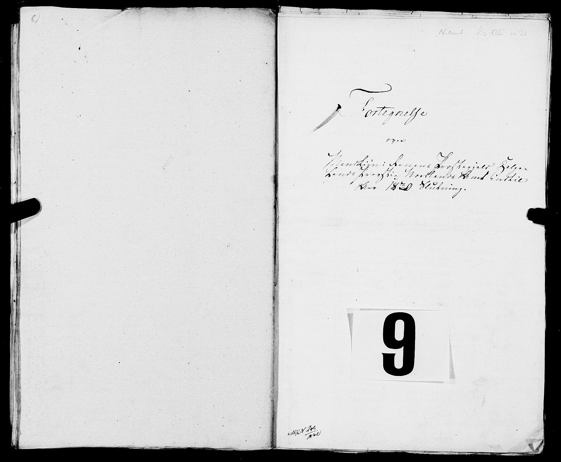 SAT, Fylkesmannen i Nordland, R/RA/L0013: Innrulleringsmanntall for Hemnes (Sør-Rana), 1809-1835, p. 210