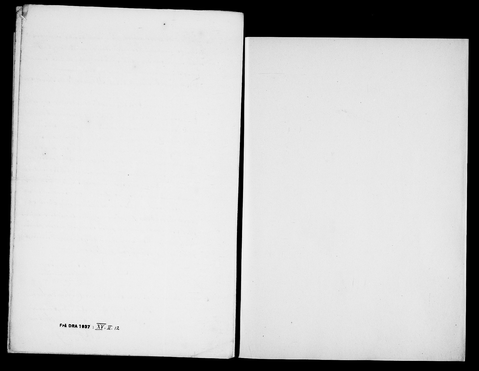 RA, Danske Kanselli, Skapsaker, G/L0019: Tillegg til skapsakene, 1616-1753, p. 349