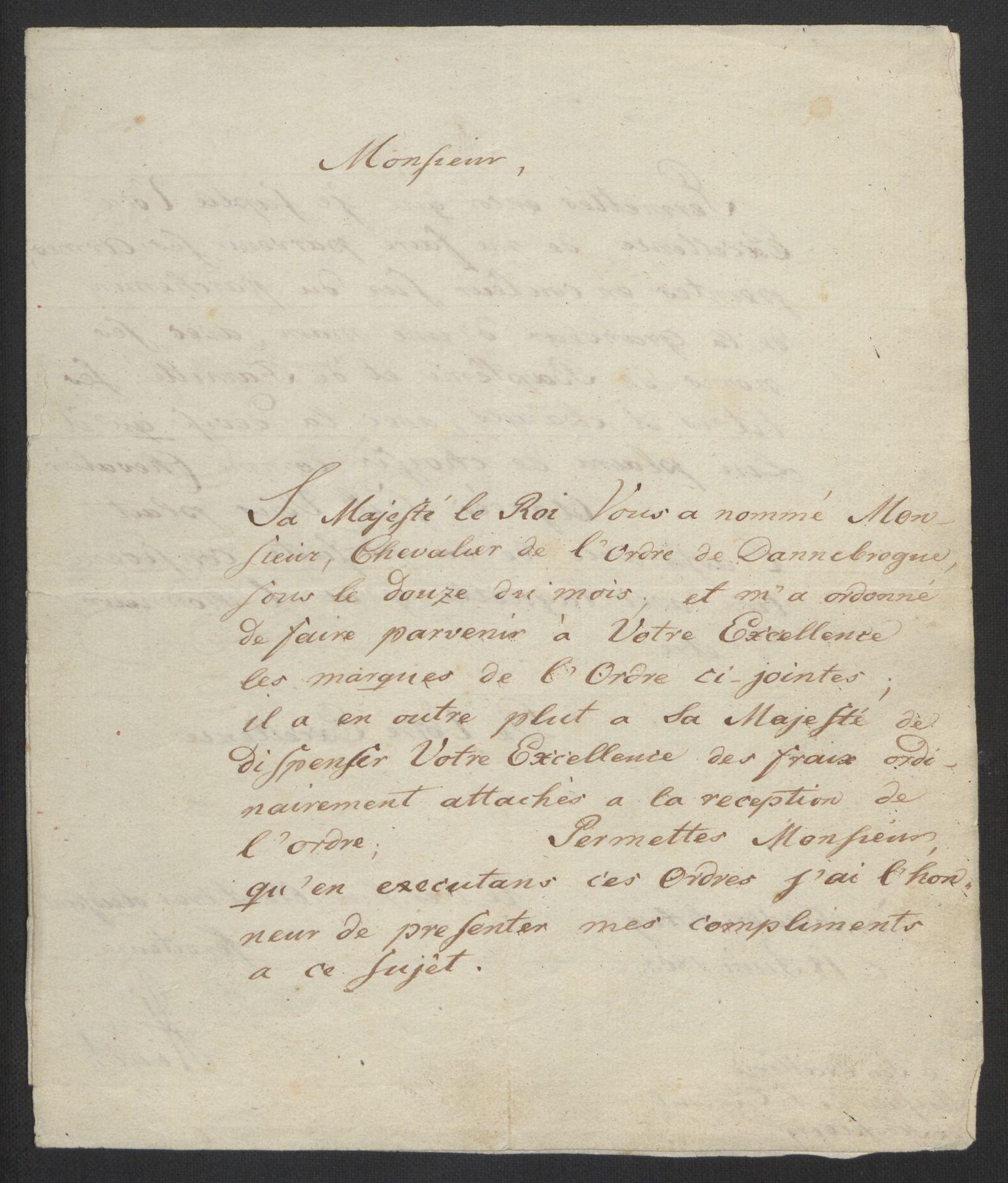 RA, Hesselberg, Hans Jacob Henning, F/L0001: --, 1759-1809, p. 88