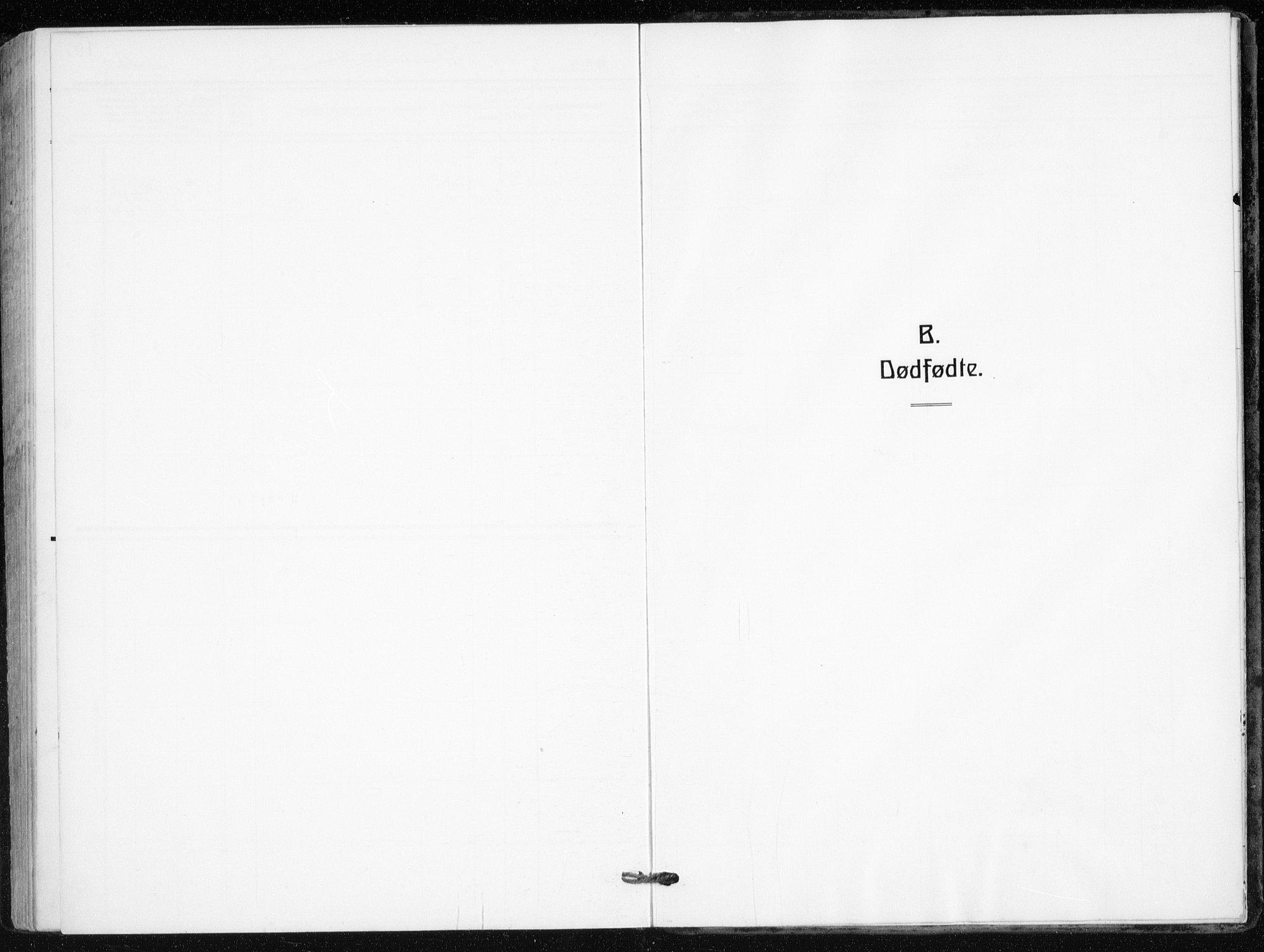 SAO, Kampen prestekontor Kirkebøker, F/Fa/L0012: Parish register (official) no. I 12, 1916-1921