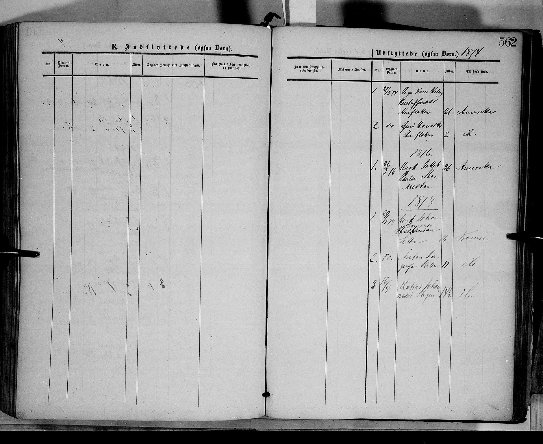 SAH, Dovre prestekontor, Parish register (official) no. 1, 1854-1878, p. 562