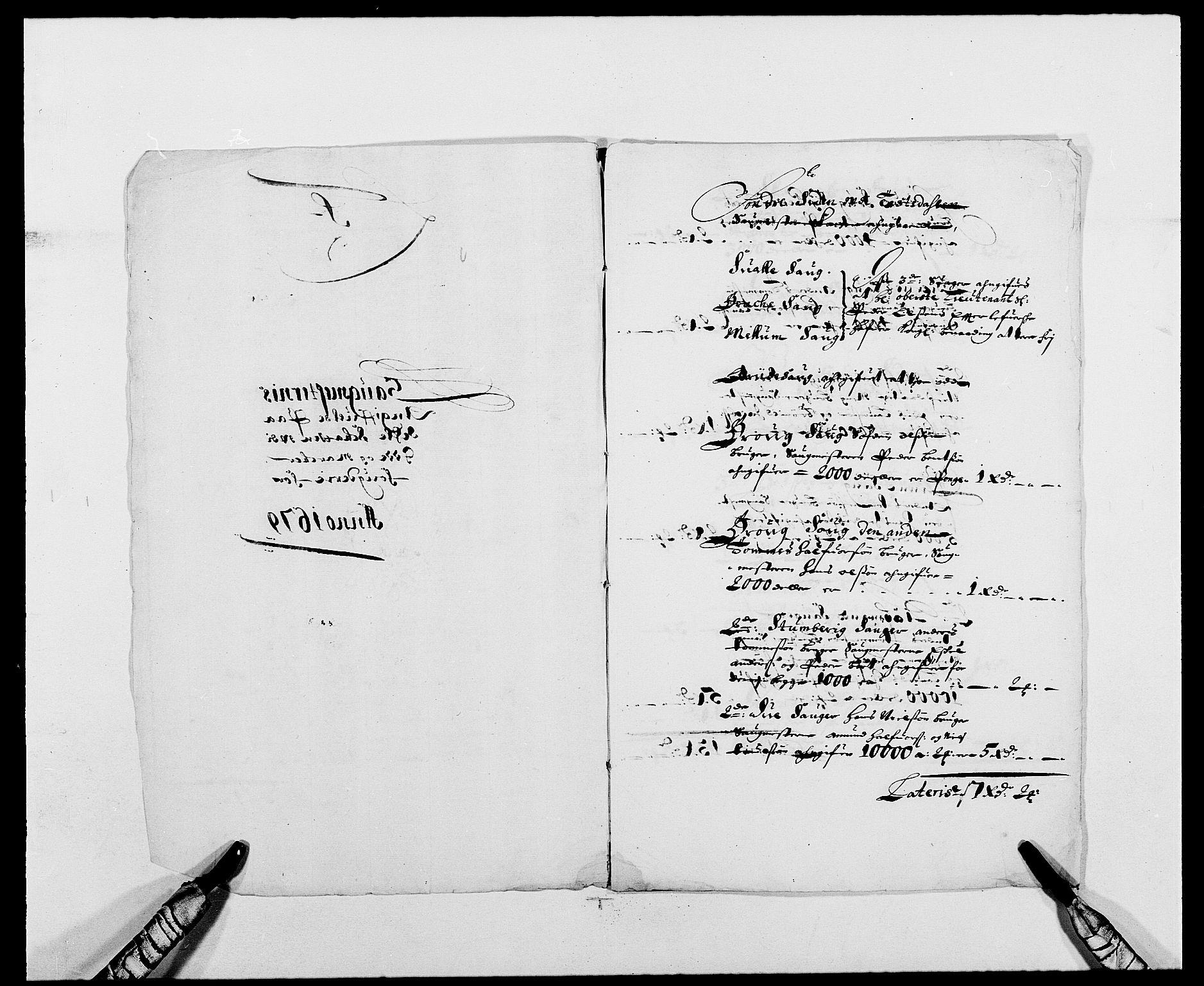RA, Rentekammeret inntil 1814, Reviderte regnskaper, Fogderegnskap, R01/L0001: Fogderegnskap Idd og Marker, 1678-1679, p. 472