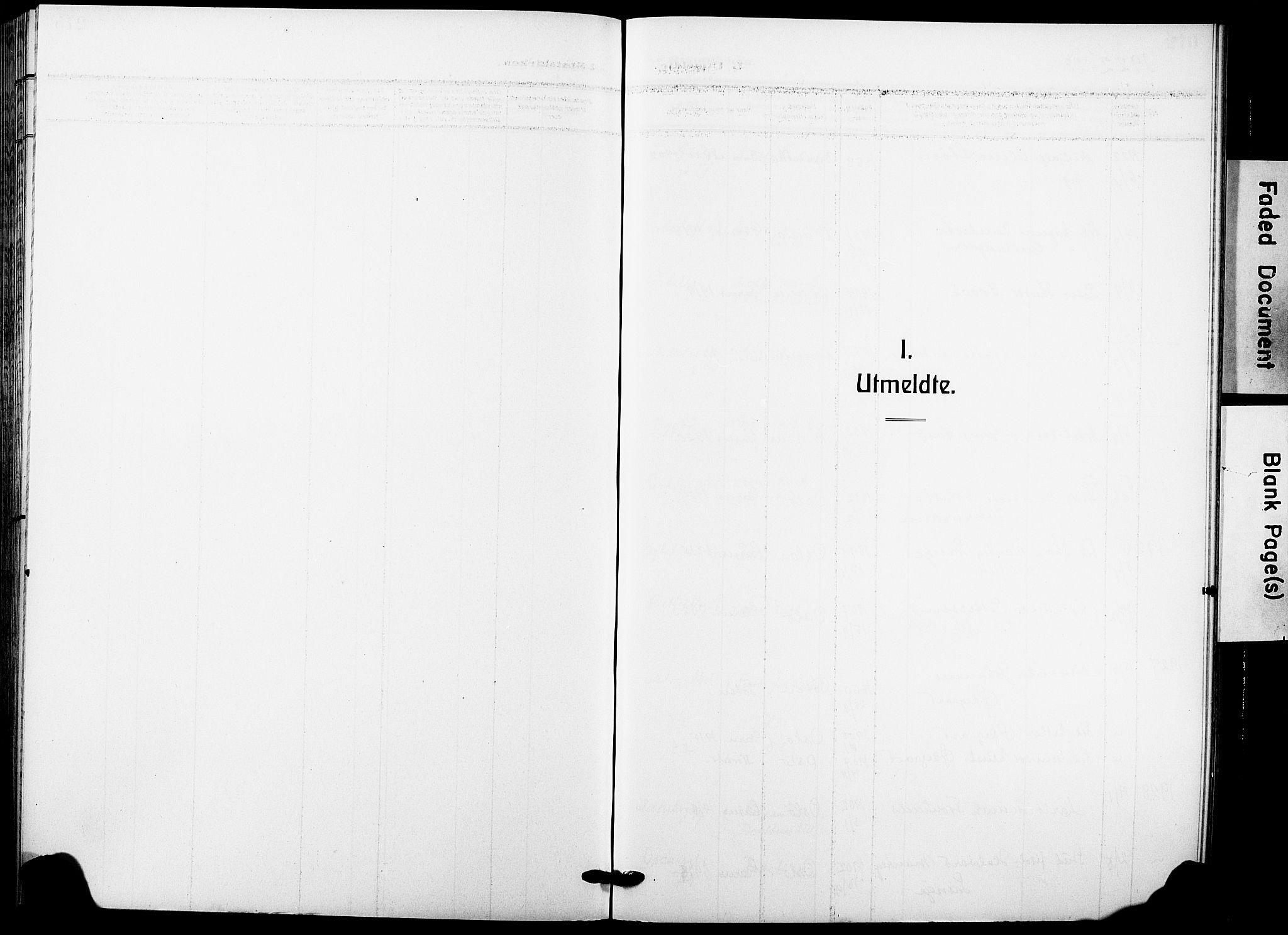 SAO, Garnisonsmenigheten Kirkebøker, F/Fa/L0016: Parish register (official) no. 16, 1922-1930