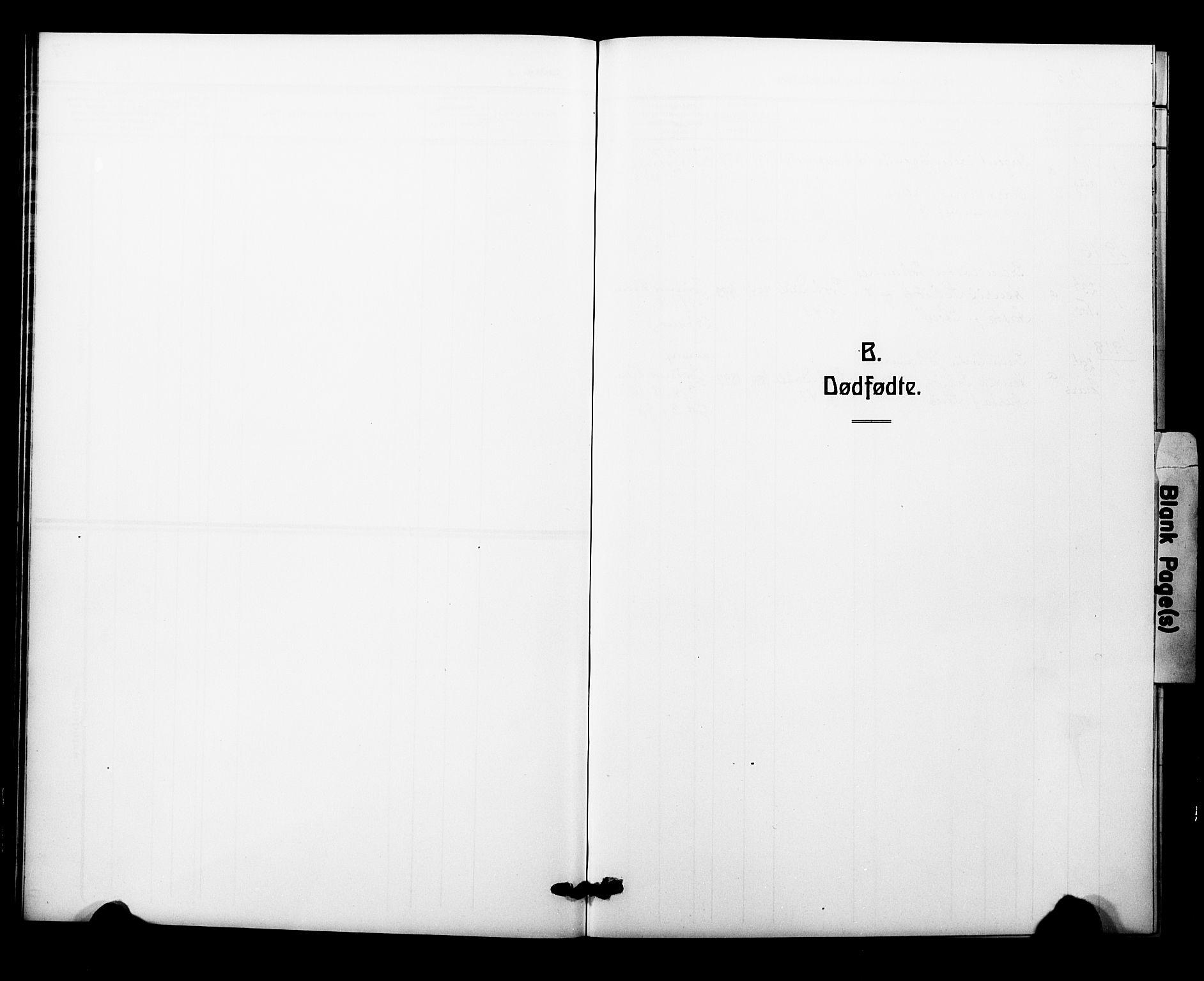 SAO, Garnisonsmenigheten Kirkebøker, F/Fa/L0015: Parish register (official) no. 15, 1915-1921