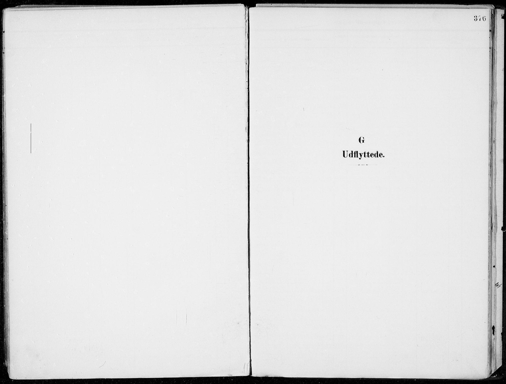 SAH, Lillehammer prestekontor, H/Ha/Haa/L0001: Parish register (official) no. 1, 1901-1916, p. 376