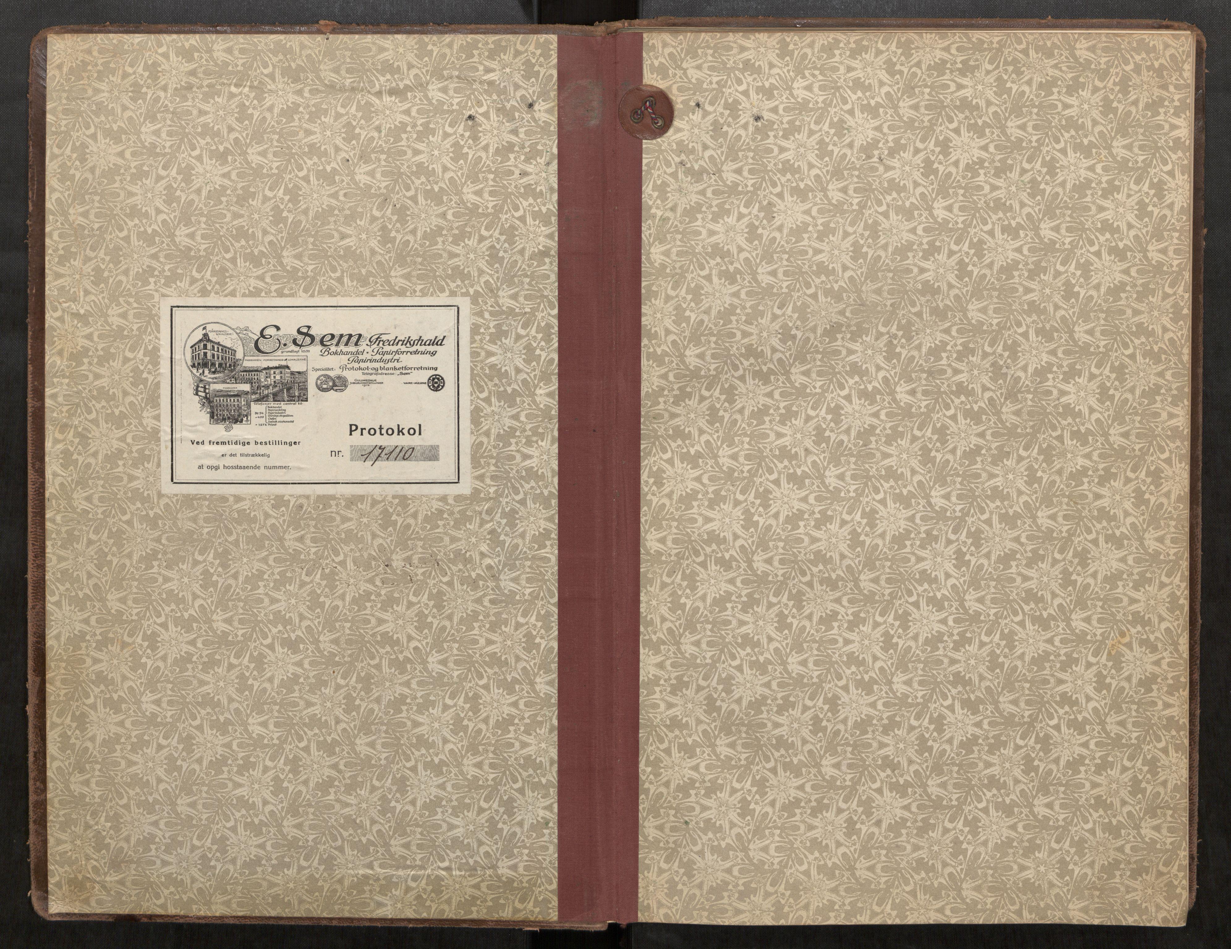 SAT, Klæbu sokneprestkontor, Parish register (official) no. 3, 1917-1924