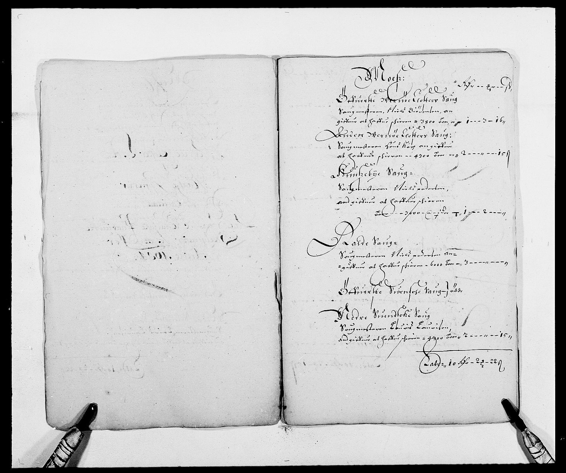 RA, Rentekammeret inntil 1814, Reviderte regnskaper, Fogderegnskap, R02/L0103: Fogderegnskap Moss og Verne kloster, 1682-1684, p. 512