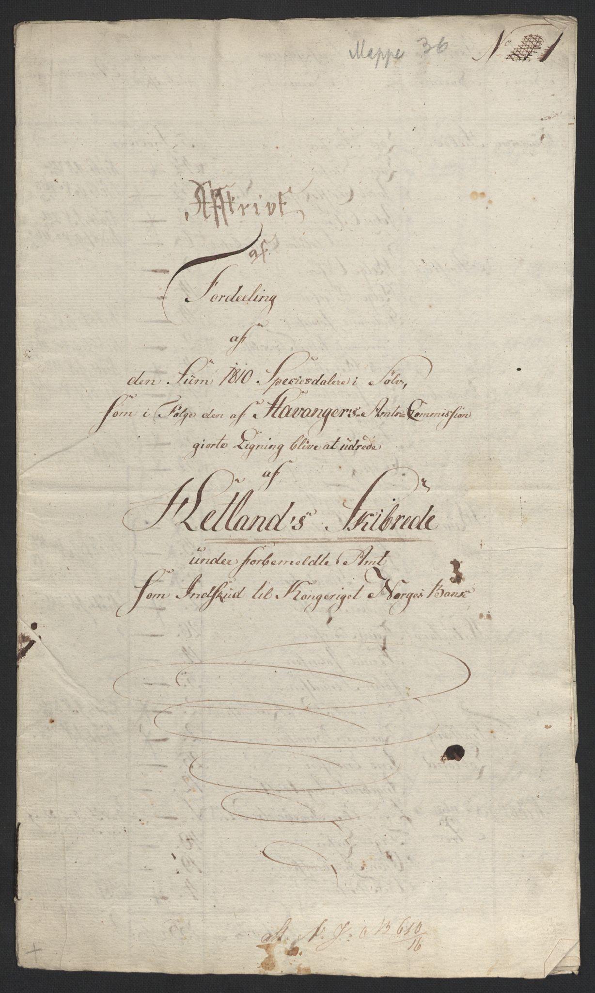 NOBA, Norges Bank/Sølvskatten 1816*, 1816, p. 9