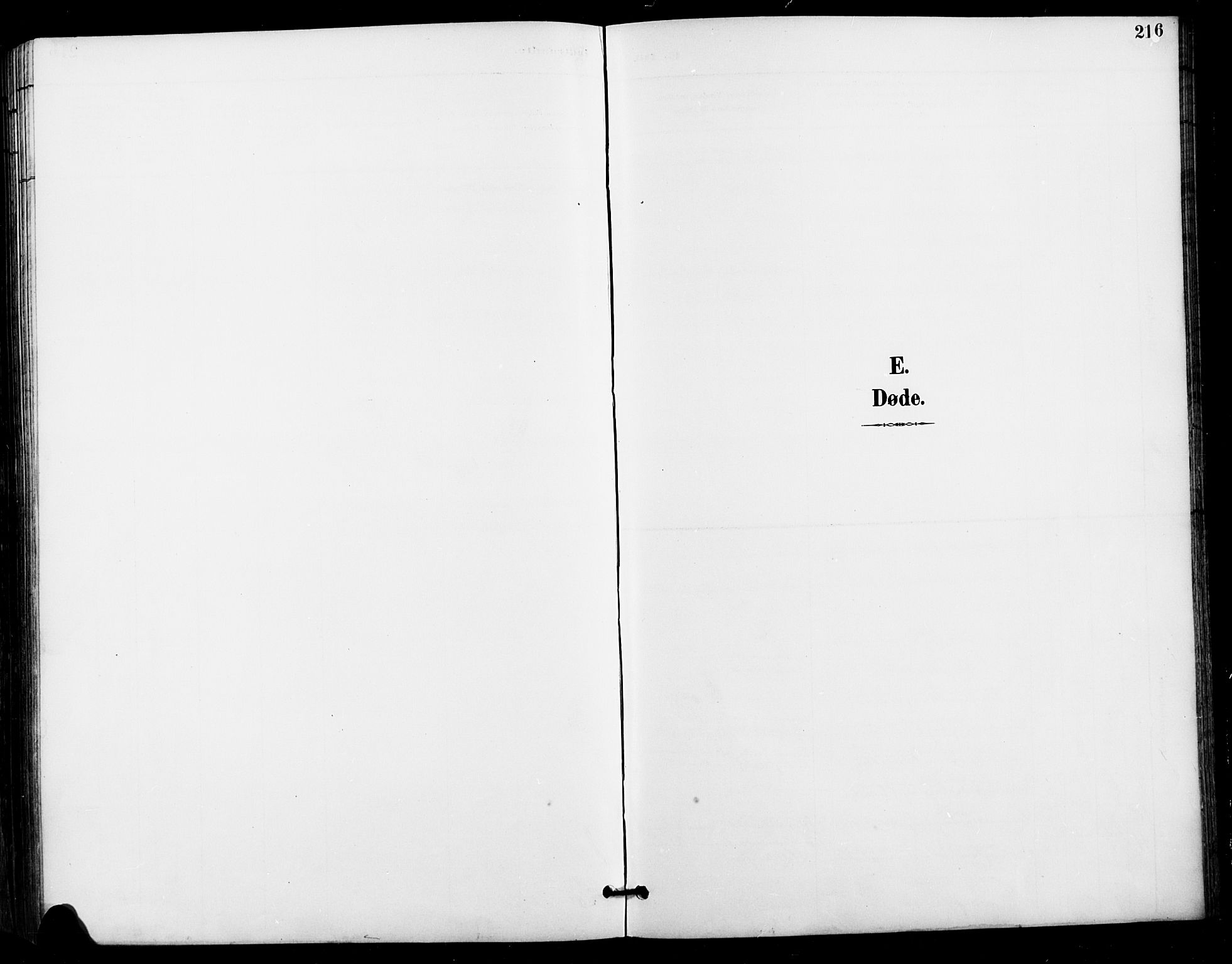 SAH, Vestre Gausdal prestekontor, Parish register (copy) no. 3, 1896-1925, p. 216