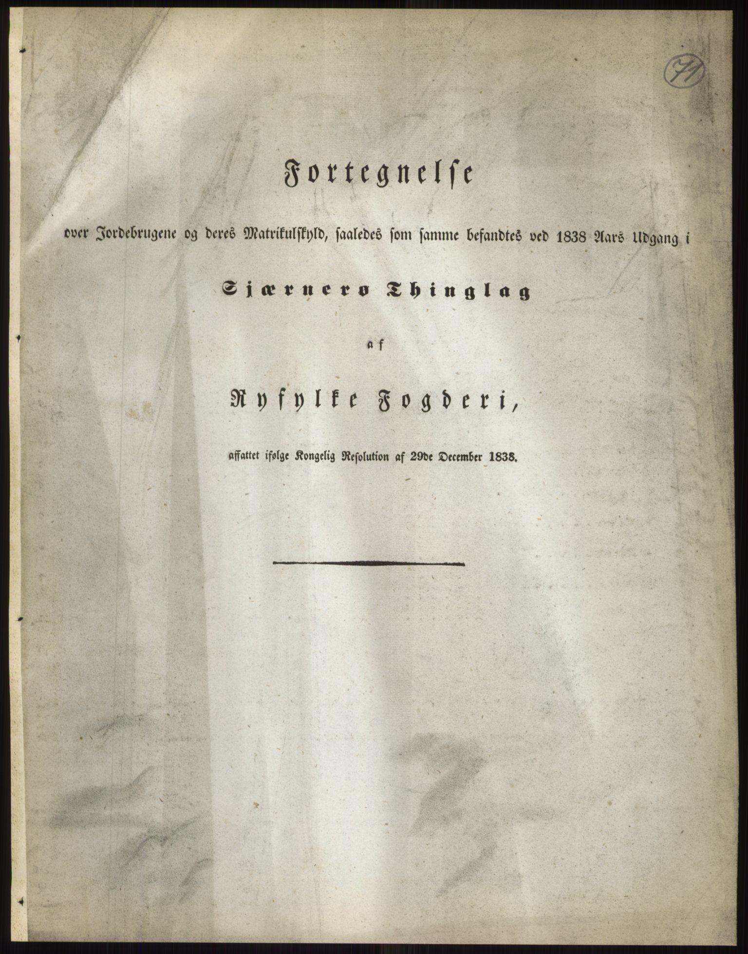 PUBL, Andre publikasjoner, -/Bind 10: Stavanger amt, 1838, p. 111