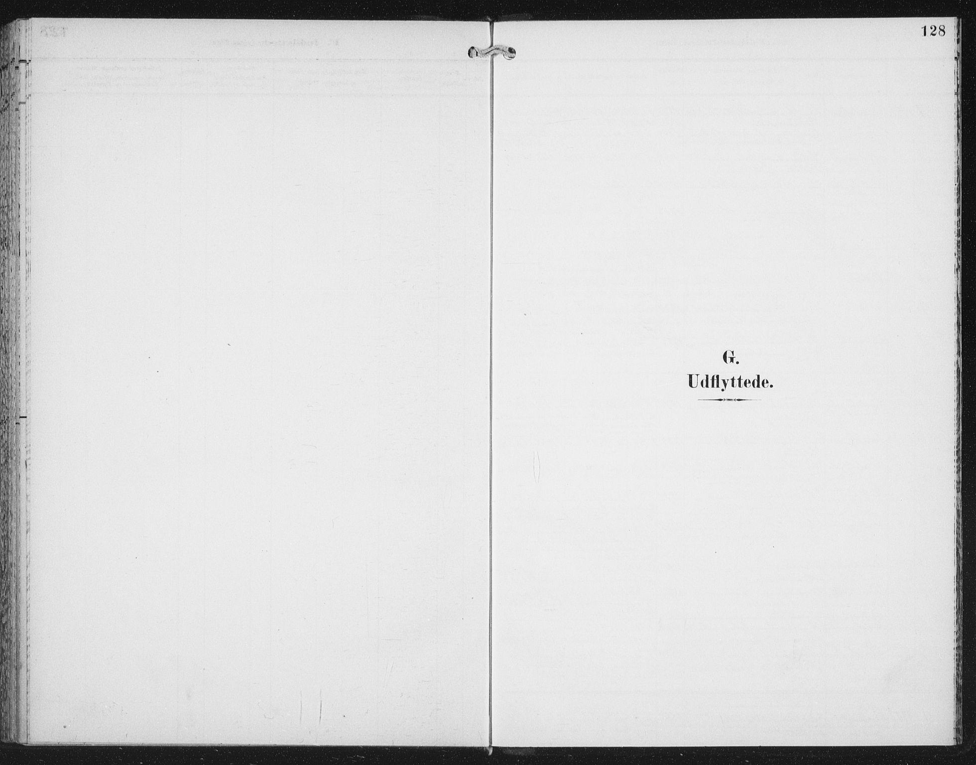 SAT, Ministerialprotokoller, klokkerbøker og fødselsregistre - Nord-Trøndelag, 702/L0024: Parish register (official) no. 702A02, 1898-1914, p. 128