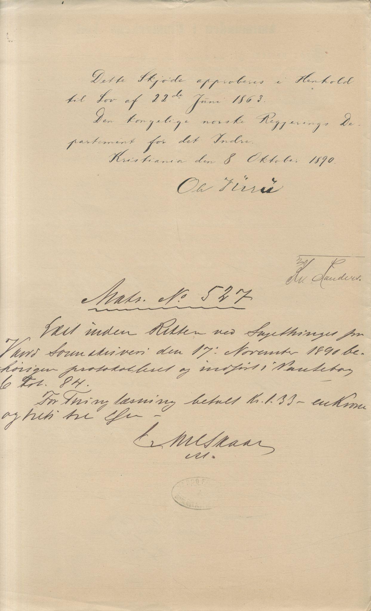 VAMU, Brodtkorb handel A/S, Q/Qb/L0003: Faste eiendommer i Vardø Herred, 1862-1939, p. 288