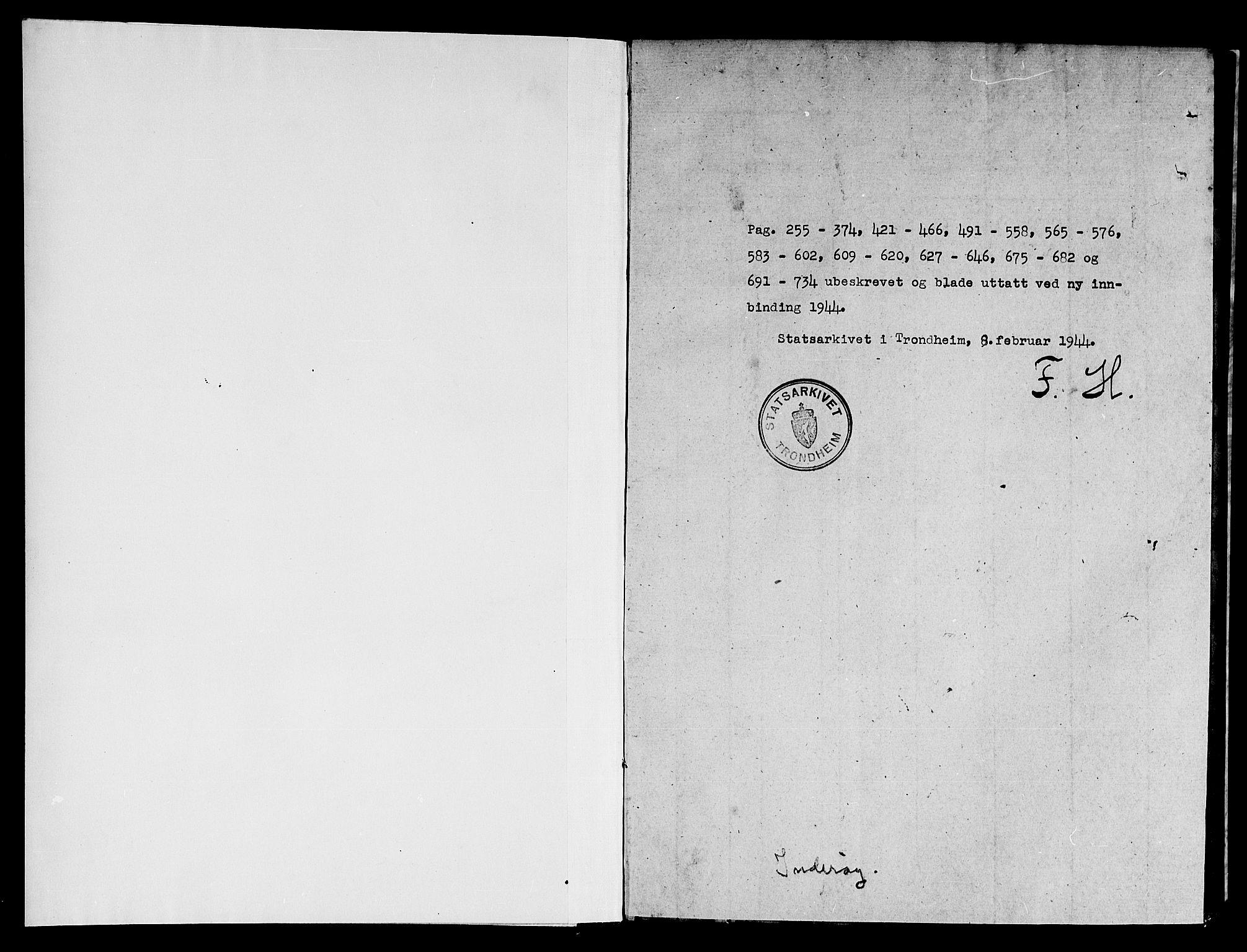 SAT, Ministerialprotokoller, klokkerbøker og fødselsregistre - Nord-Trøndelag, 732/L0317: Parish register (copy) no. 732C01, 1816-1881