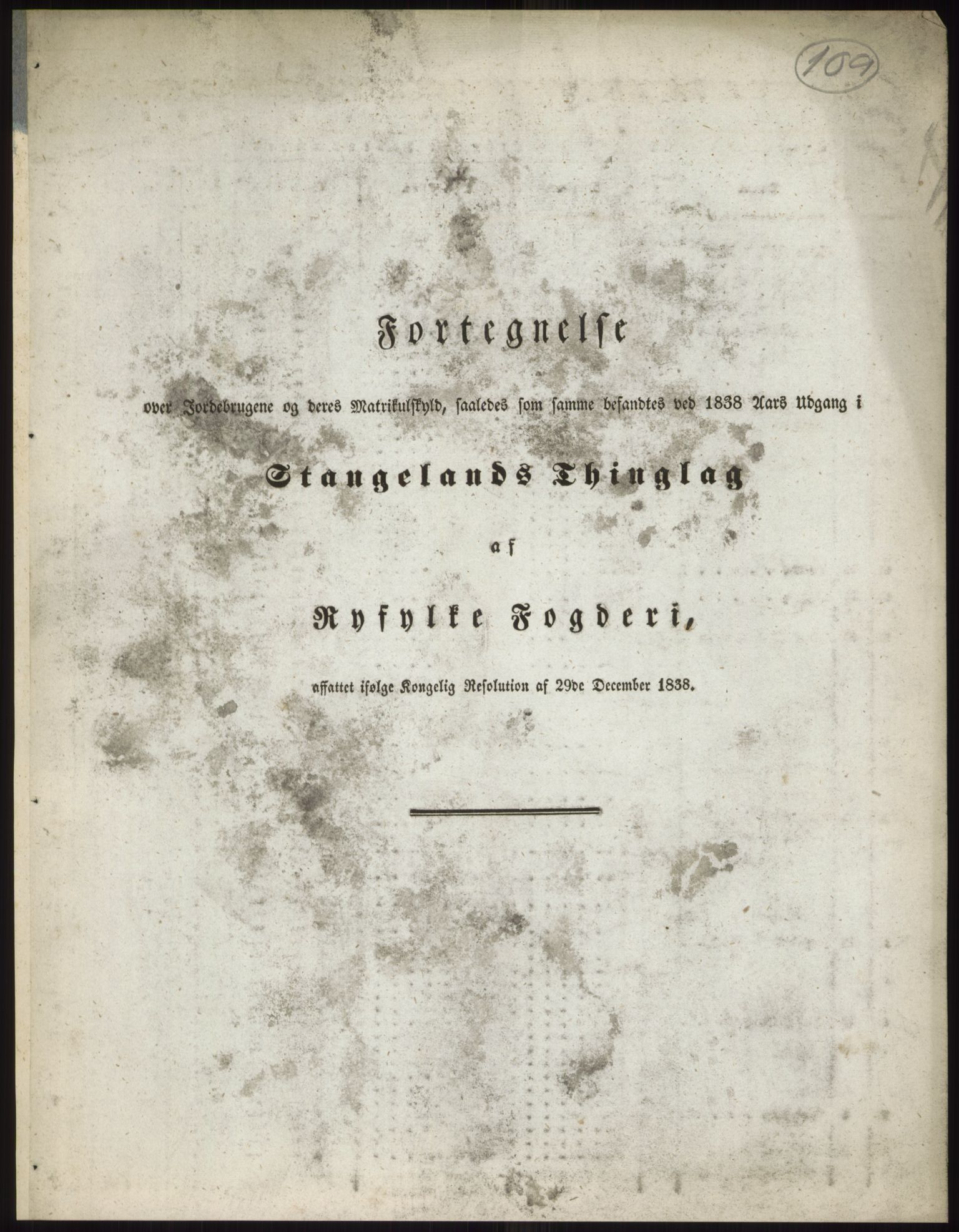 PUBL, Andre publikasjoner, -/Bind 10: Stavanger amt, 1838, p. 170