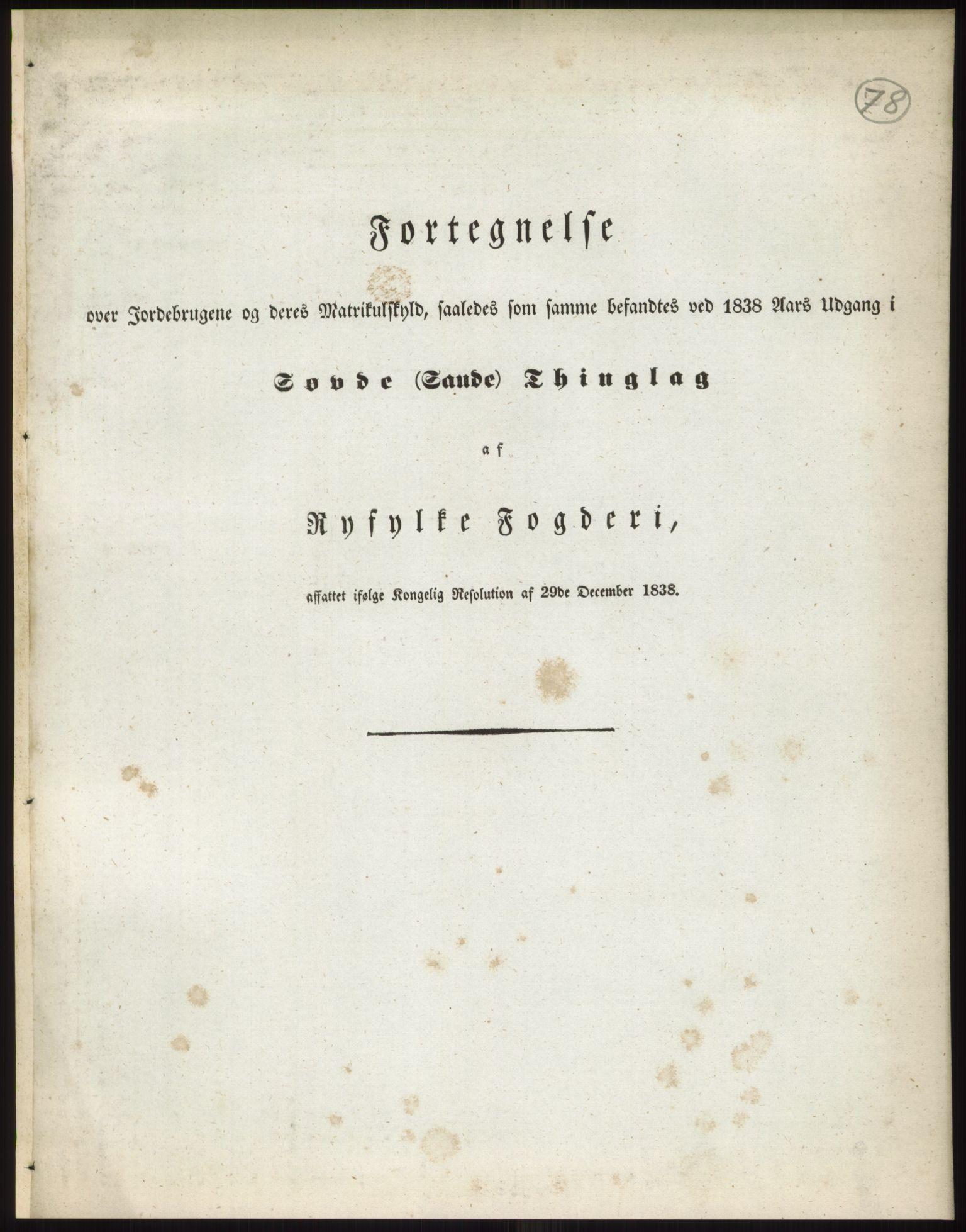 PUBL, Andre publikasjoner, -/Bind 10: Stavanger amt, 1838, p. 121