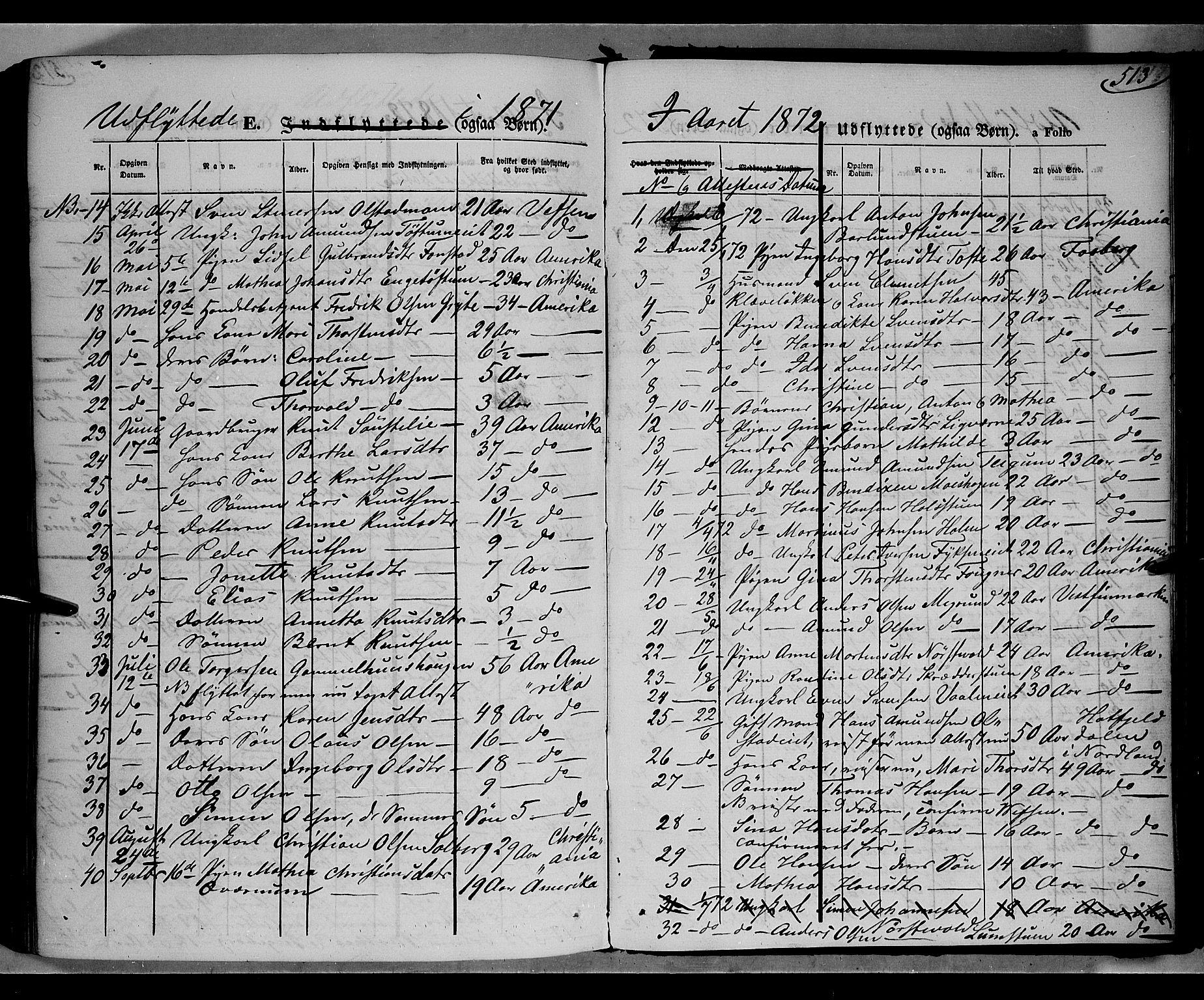 SAH, Gausdal prestekontor, Parish register (official) no. 9, 1862-1873, p. 513