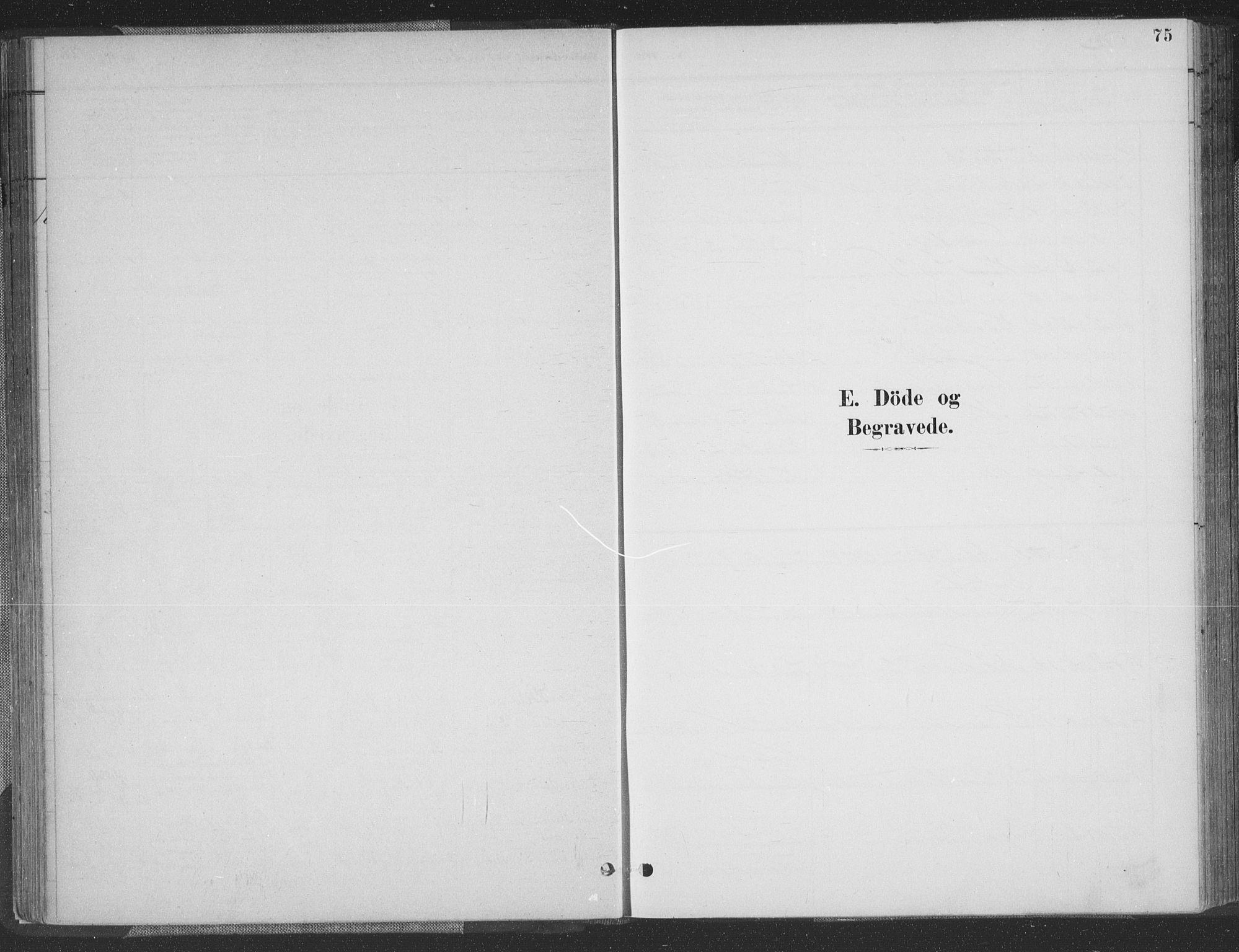 SAK, Grimstad sokneprestkontor, F/Fa/L0004: Parish register (official) no. A 3, 1882-1910, p. 75