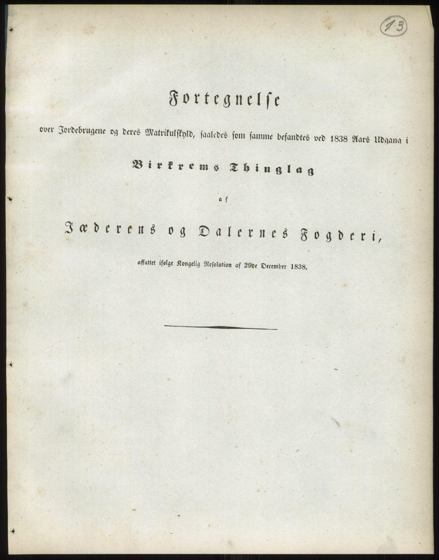 PUBL, Andre publikasjoner, -/Bind 10: Stavanger amt, 1838, p. 23