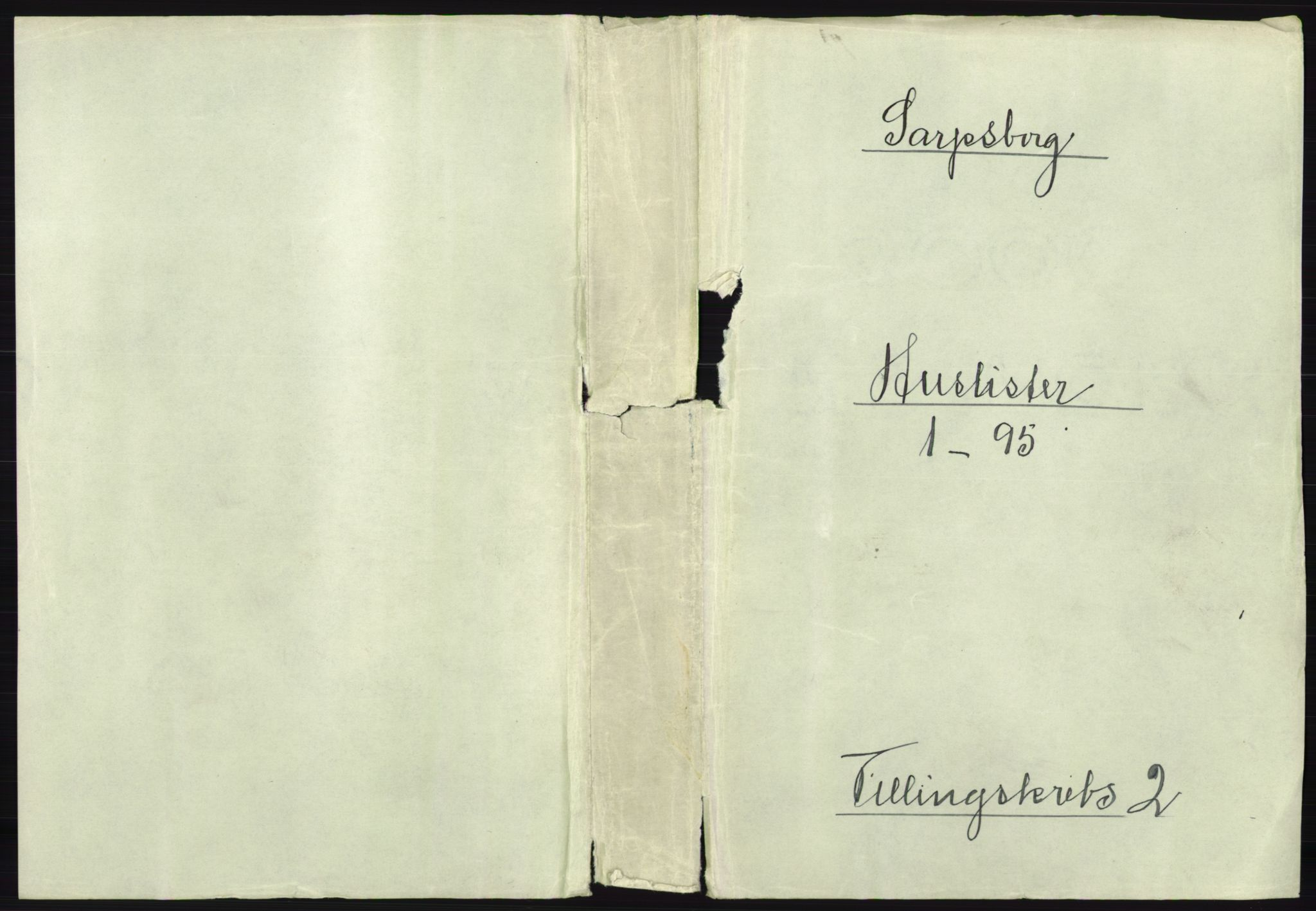 RA, 1891 census for 0102 Sarpsborg, 1891, p. 1069