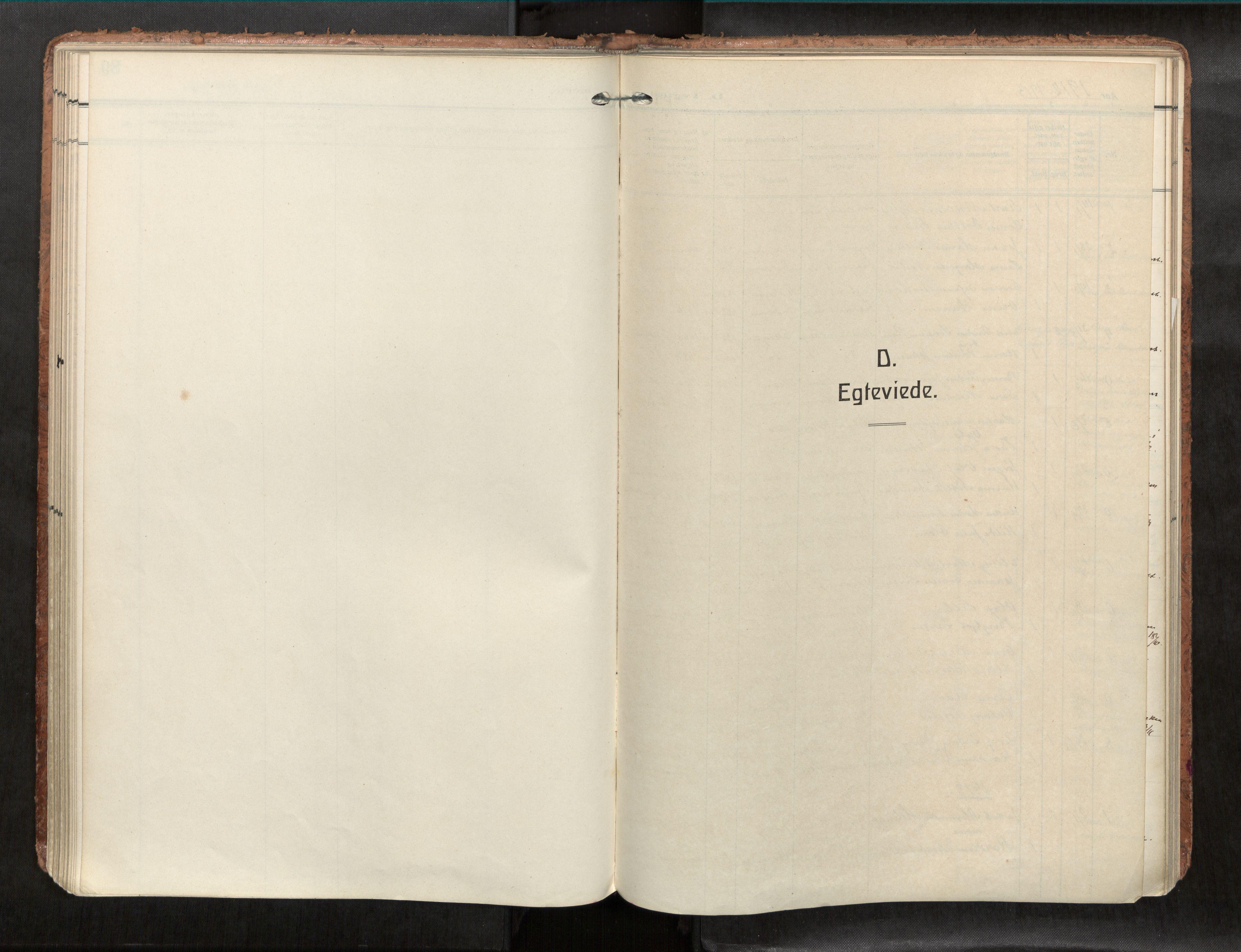 SAT, Levanger sokneprestkontor*, Parish register (official) no. 1, 1912-1932
