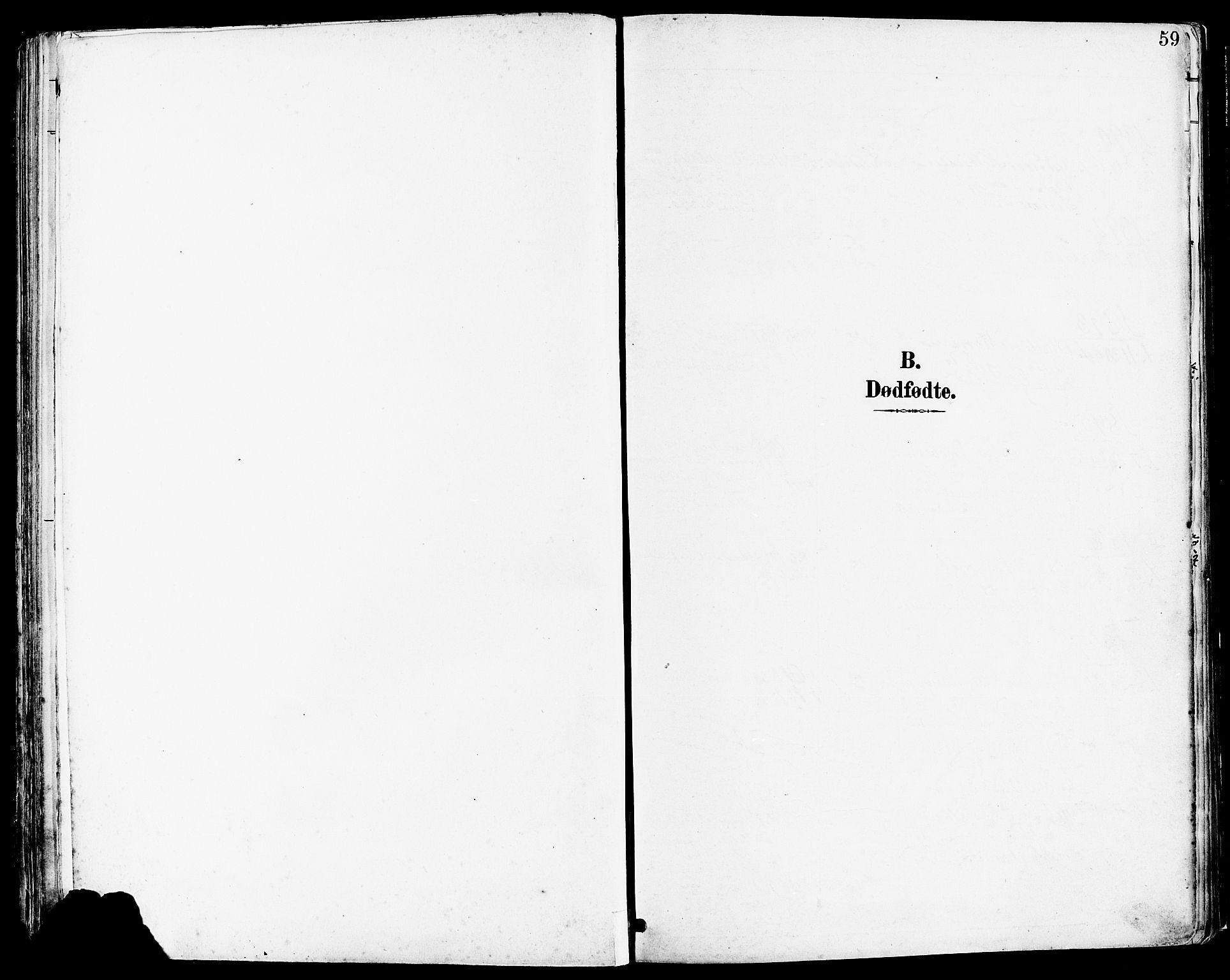 SAST, Høyland sokneprestkontor, 30BA/L0014: Parish register (official) no. A 12, 1890-1898, p. 59