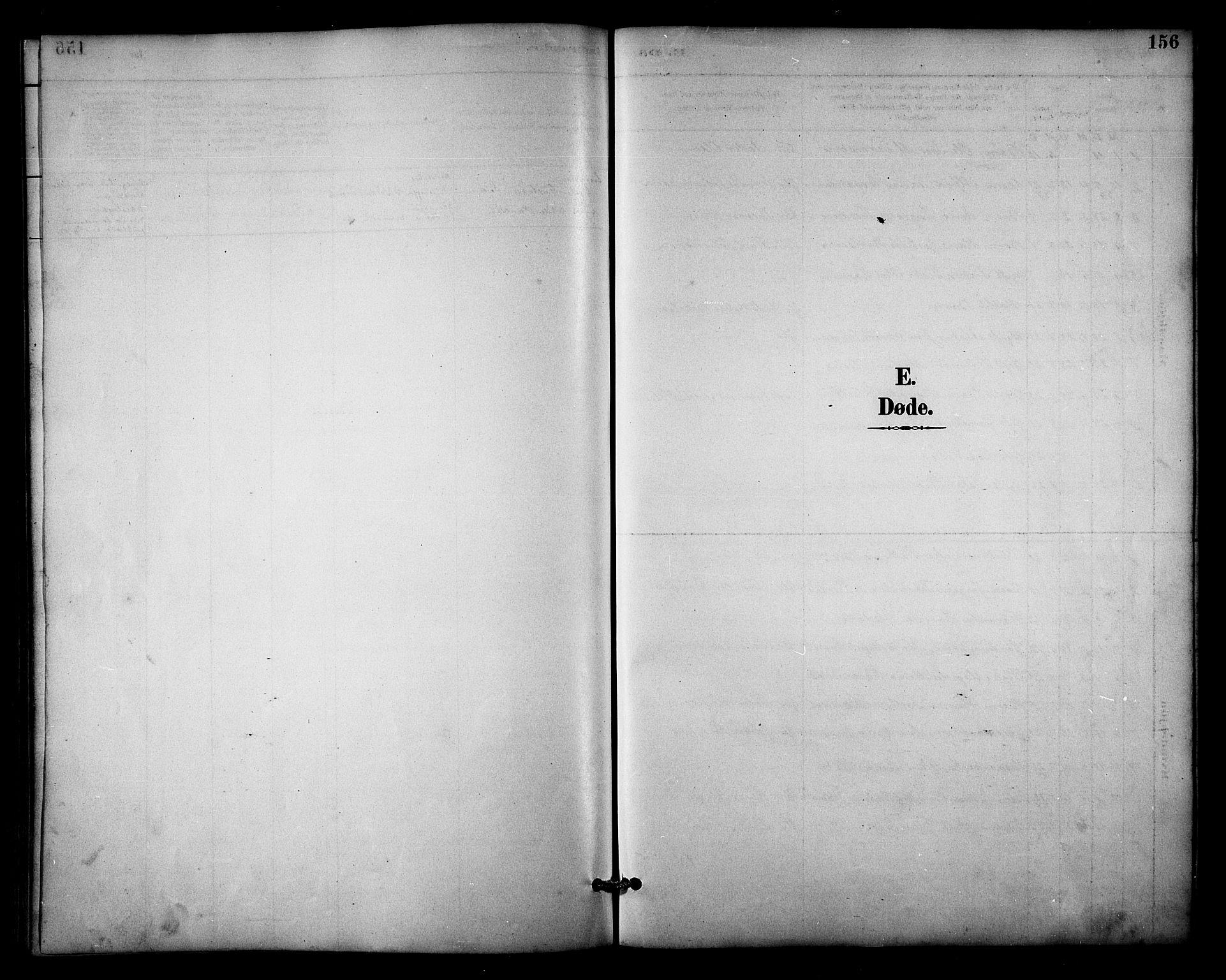 SATØ, Balsfjord sokneprestembete, Parish register (copy) no. 3, 1887-1909, p. 156
