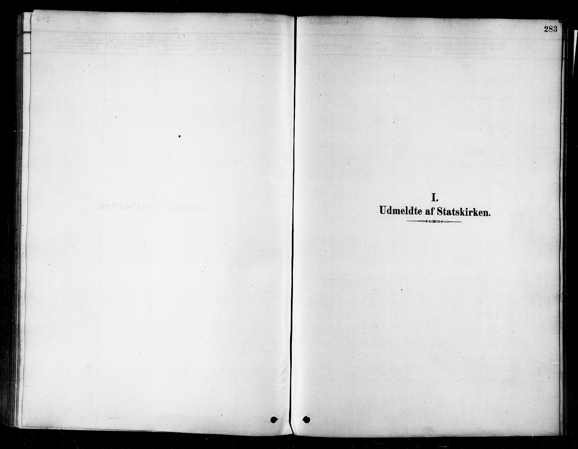 SATØ, Alta sokneprestkontor, H/Ha/L0002.kirke: Parish register (official) no. 2, 1879-1892, p. 283