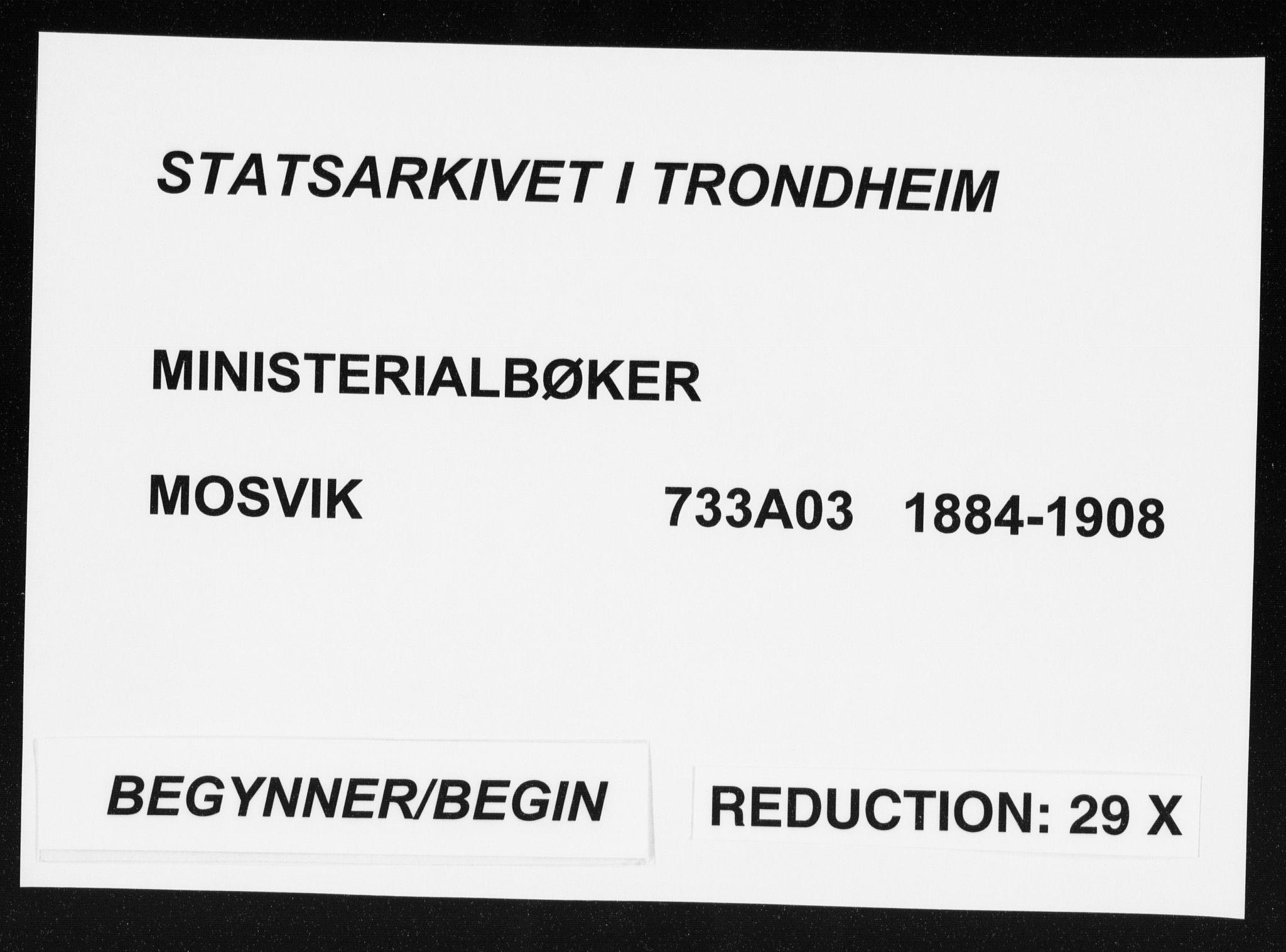 SAT, Ministerialprotokoller, klokkerbøker og fødselsregistre - Nord-Trøndelag, 733/L0324: Parish register (official) no. 733A03, 1870-1883