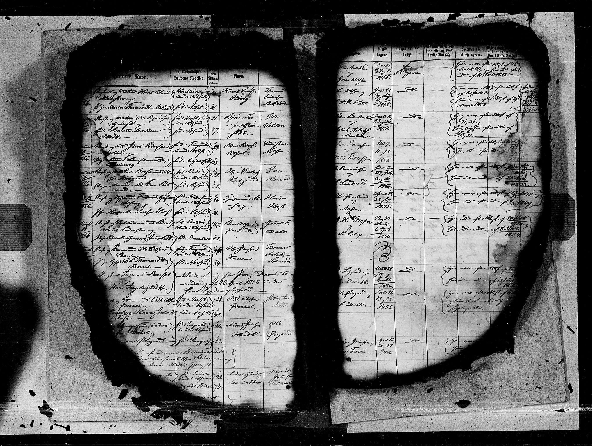 SAT, Ministerialprotokoller, klokkerbøker og fødselsregistre - Møre og Romsdal, 572/L0846: Ministerialbok nr. 572A09, 1855-1865, s. 5