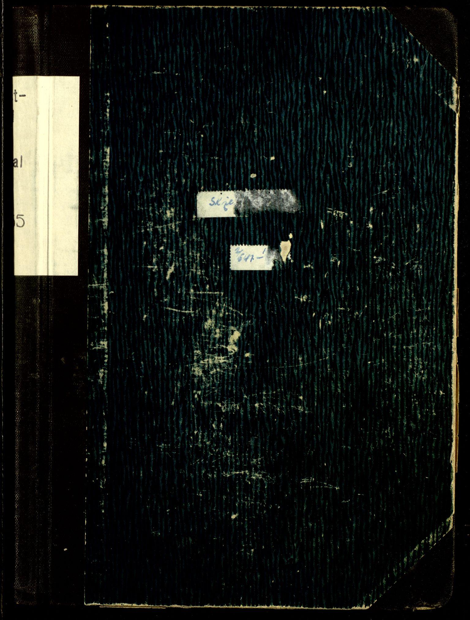 SAH, Norges Brannkasse, Stor-Elvdal, F/L0019: Branntakstprotokoll, 1947-1955