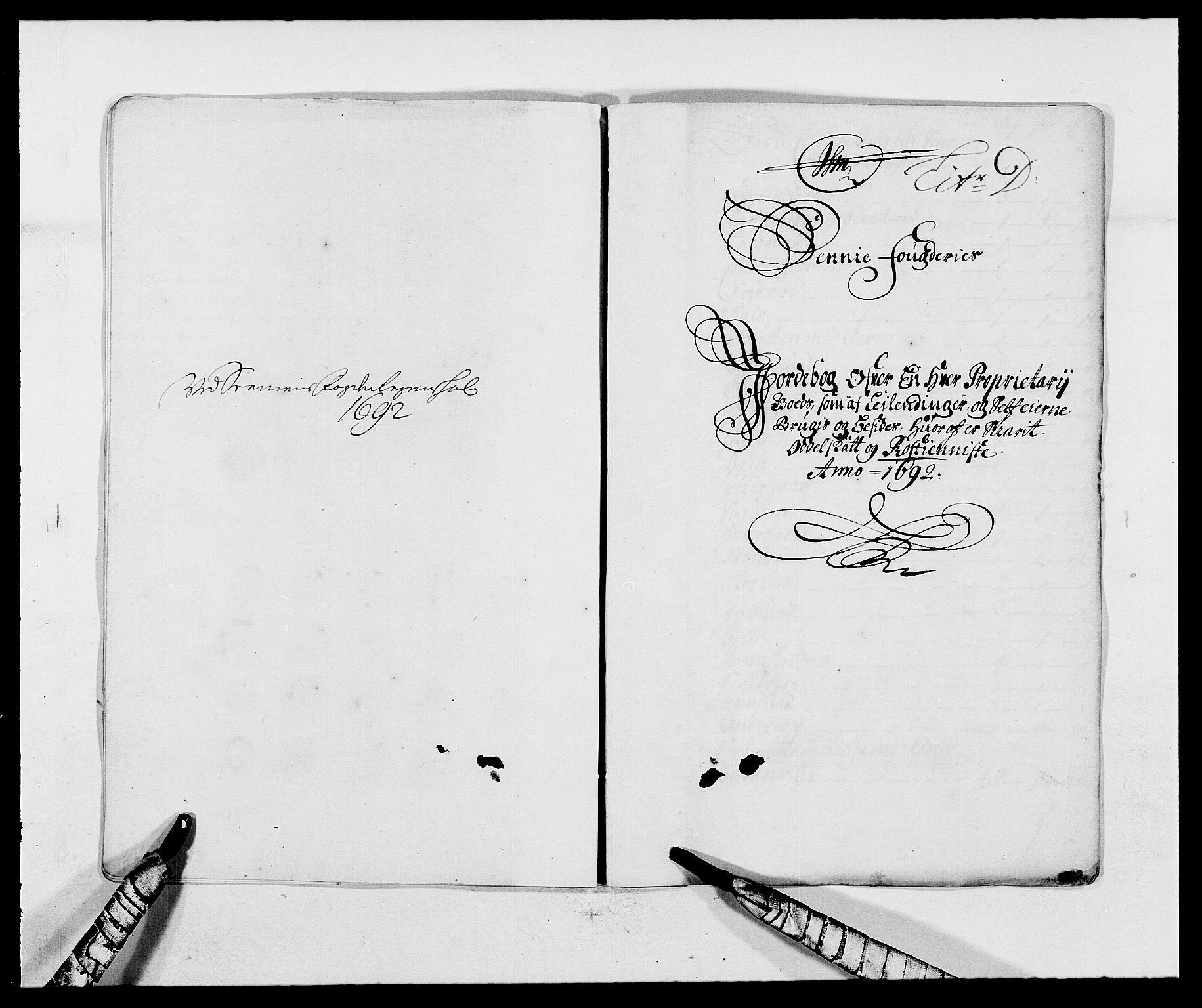 RA, Rentekammeret inntil 1814, Reviderte regnskaper, Fogderegnskap, R68/L4752: Fogderegnskap Senja og Troms, 1691-1693, s. 199