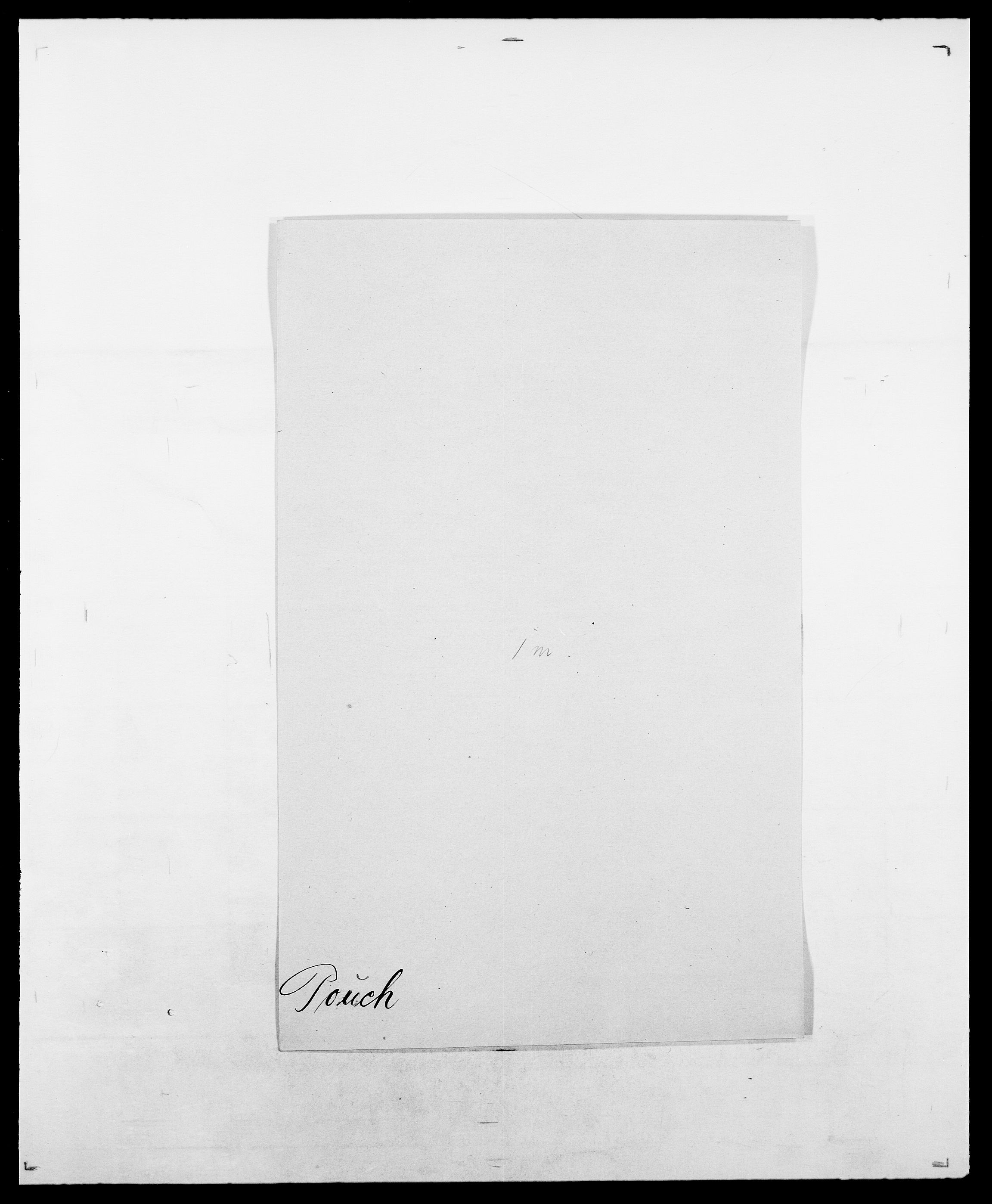 SAO, Delgobe, Charles Antoine - samling, D/Da/L0031: de Place - Raaum, s. 263