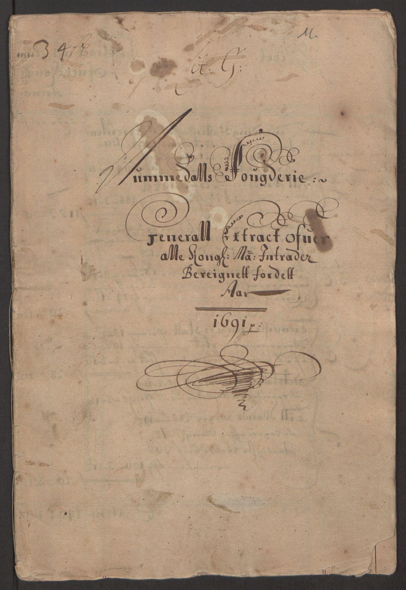 RA, Rentekammeret inntil 1814, Reviderte regnskaper, Fogderegnskap, R64/L4423: Fogderegnskap Namdal, 1690-1691, s. 130