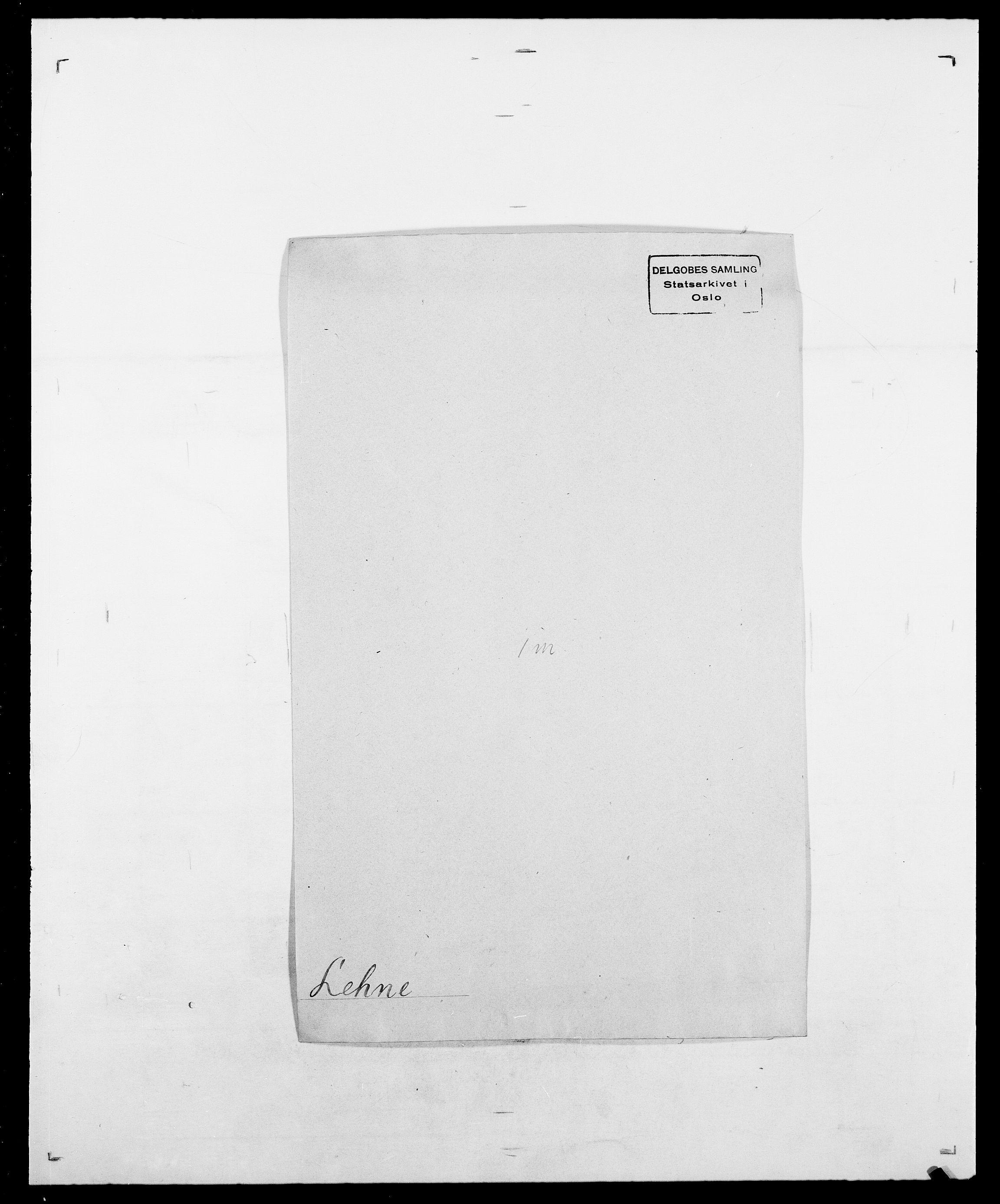 SAO, Delgobe, Charles Antoine - samling, D/Da/L0023: Lau - Lirvyn, s. 135