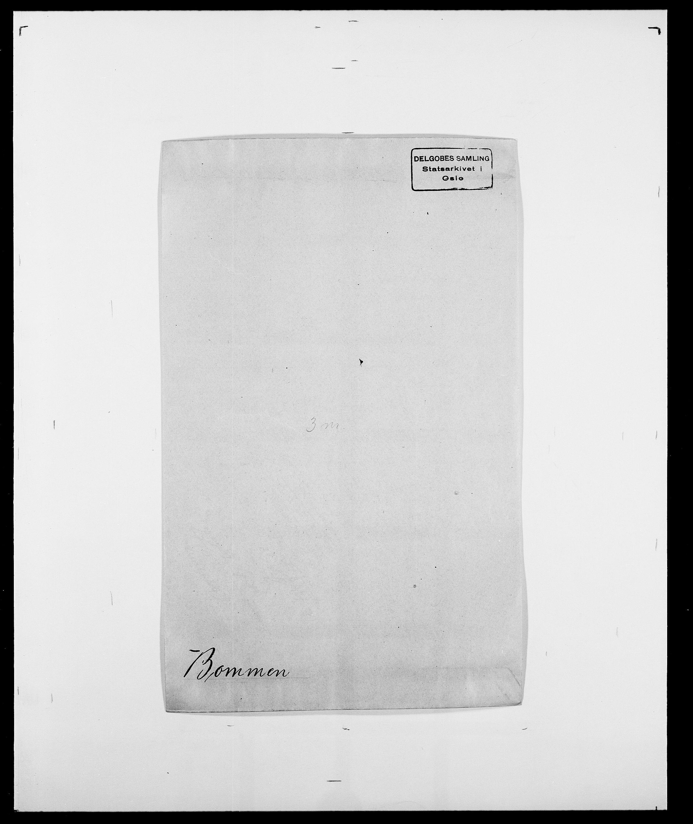 SAO, Delgobe, Charles Antoine - samling, D/Da/L0005: Boalth - Brahm, s. 116