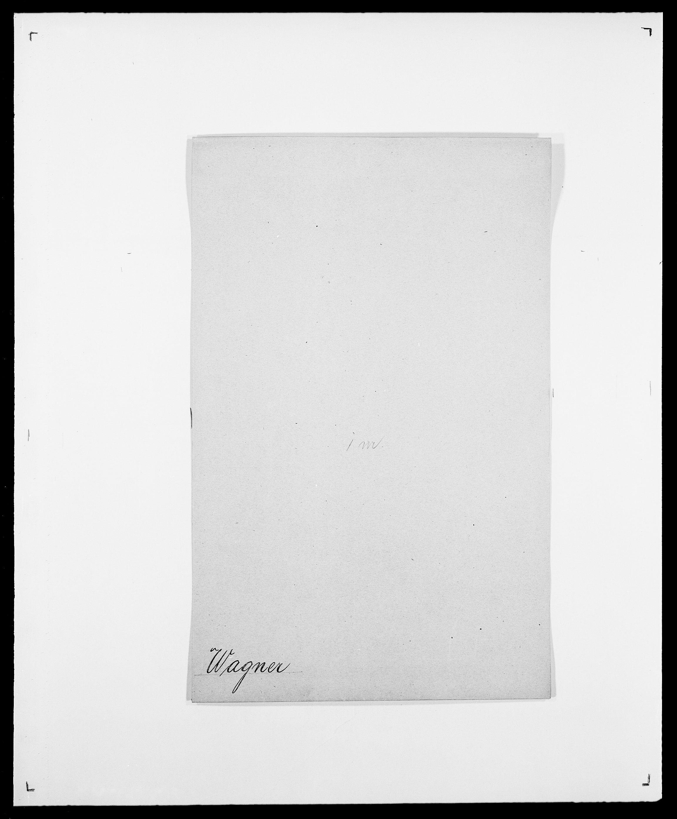 SAO, Delgobe, Charles Antoine - samling, D/Da/L0040: Usgaard - Velund, s. 93