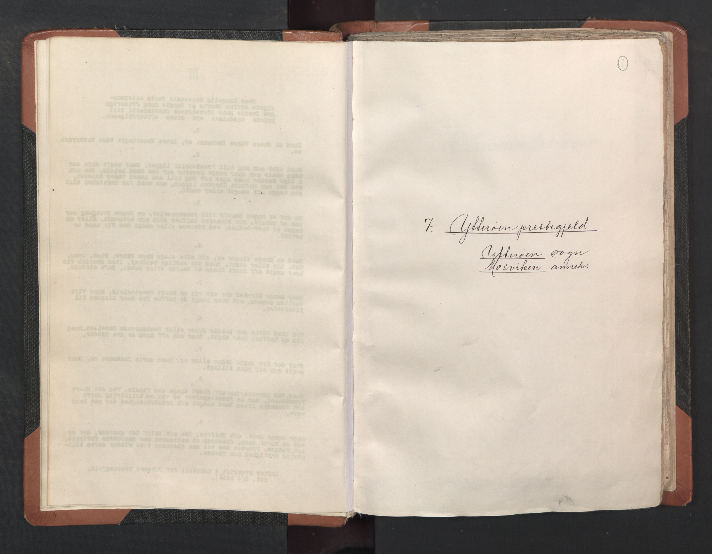 RA, Sogneprestenes manntall 1664-1666, nr. 33: Innherad prosti, 1664-1666, s. 1