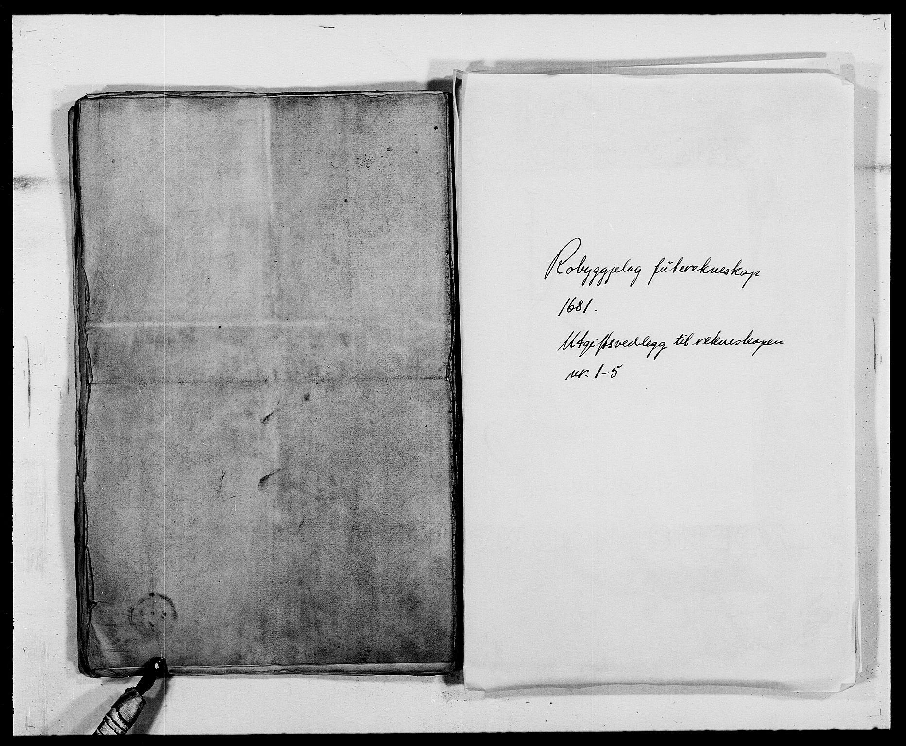 RA, Rentekammeret inntil 1814, Reviderte regnskaper, Fogderegnskap, R40/L2437: Fogderegnskap Råbyggelag, 1681, s. 98