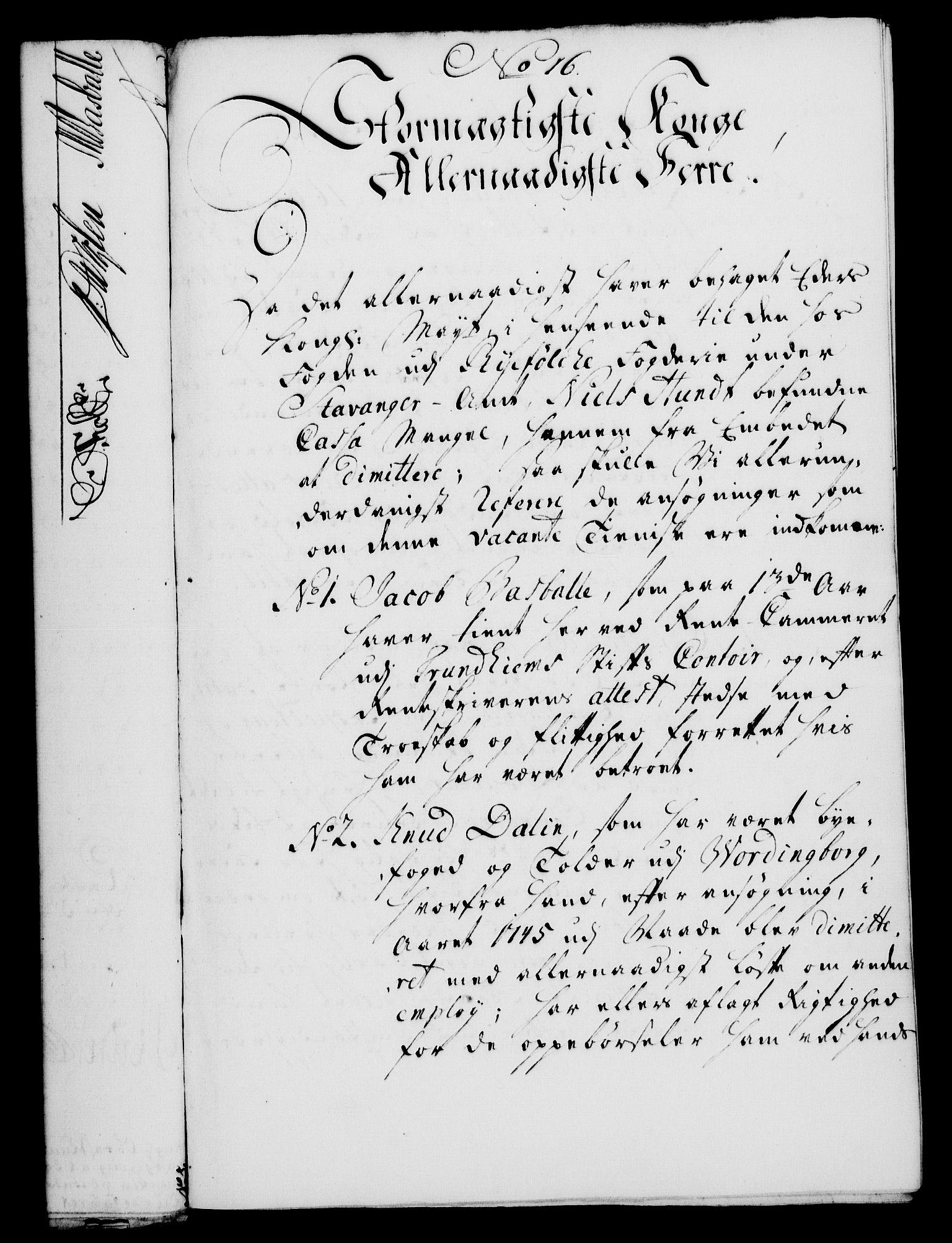 RA, Rentekammeret, Kammerkanselliet, G/Gf/Gfa/L0031: Norsk relasjons- og resolusjonsprotokoll (merket RK 52.31), 1749, s. 96