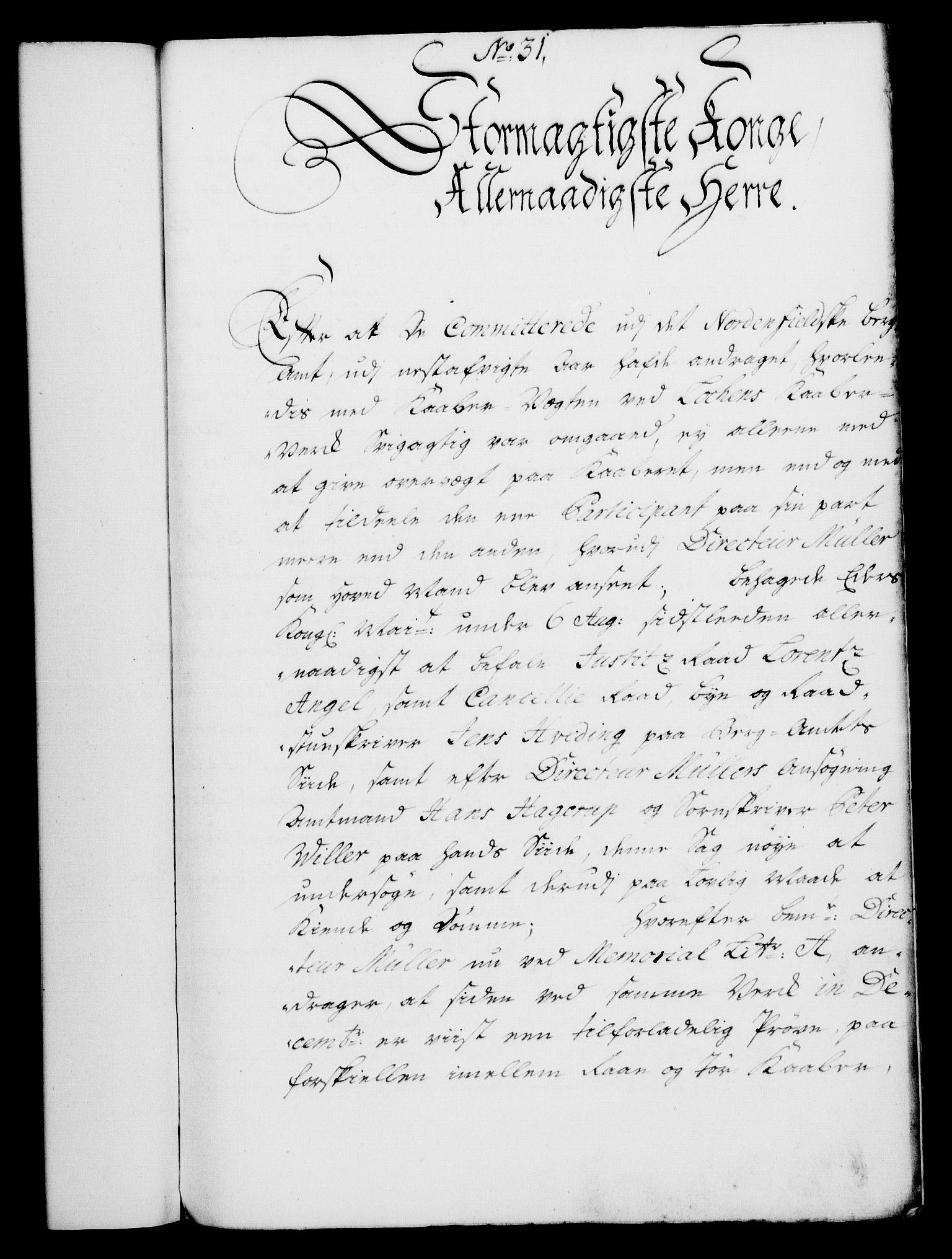RA, Rentekammeret, Kammerkanselliet, G/Gf/Gfa/L0028: Norsk relasjons- og resolusjonsprotokoll (merket RK 52.28), 1745-1746, s. 223